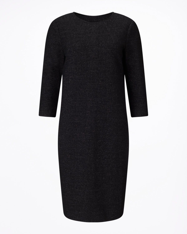 Speckled Knit Dress
