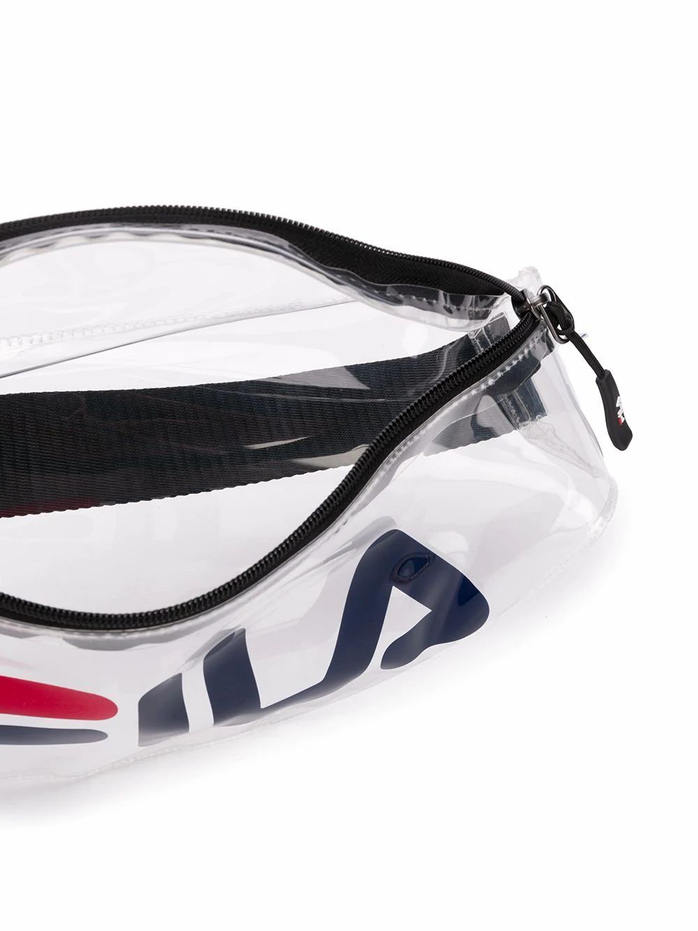 FILA  WOMEN'S 685125A526 WHITE PLASTIC BELT BAG