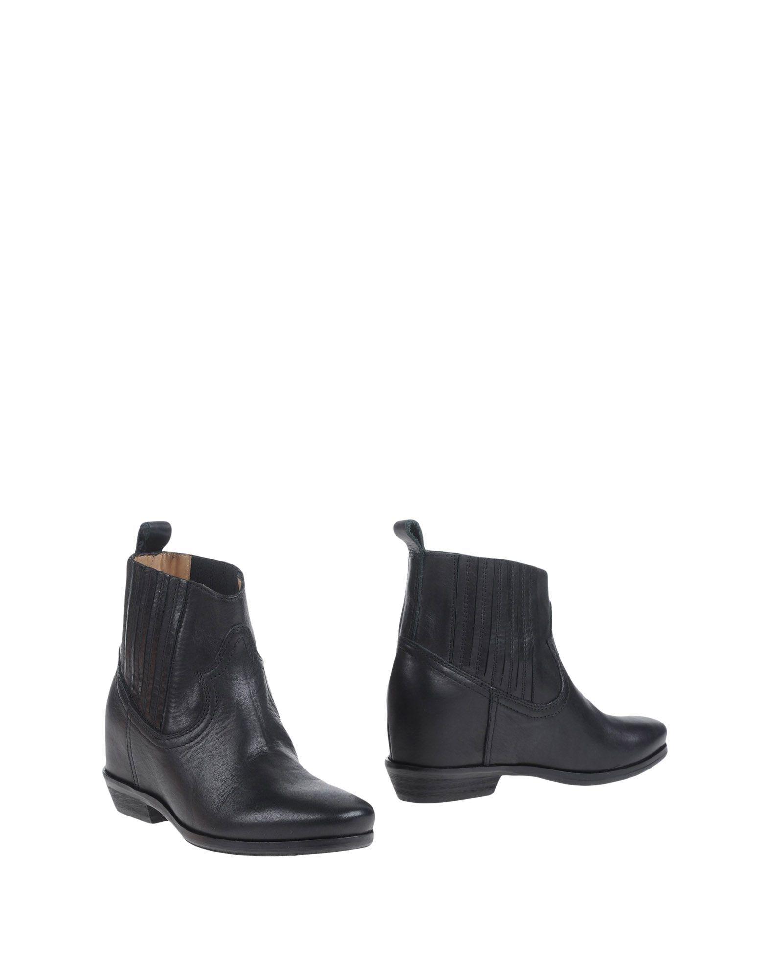Footwear Liviana Conti Black Women's Leather