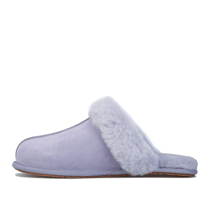 Women's Ugg Australia Scuffette II Slippers in Lilac