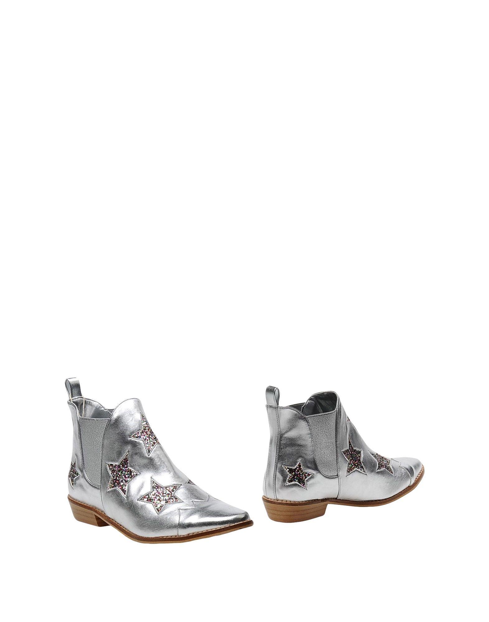 Stella Mccartney Kids Silver Girl Shoes