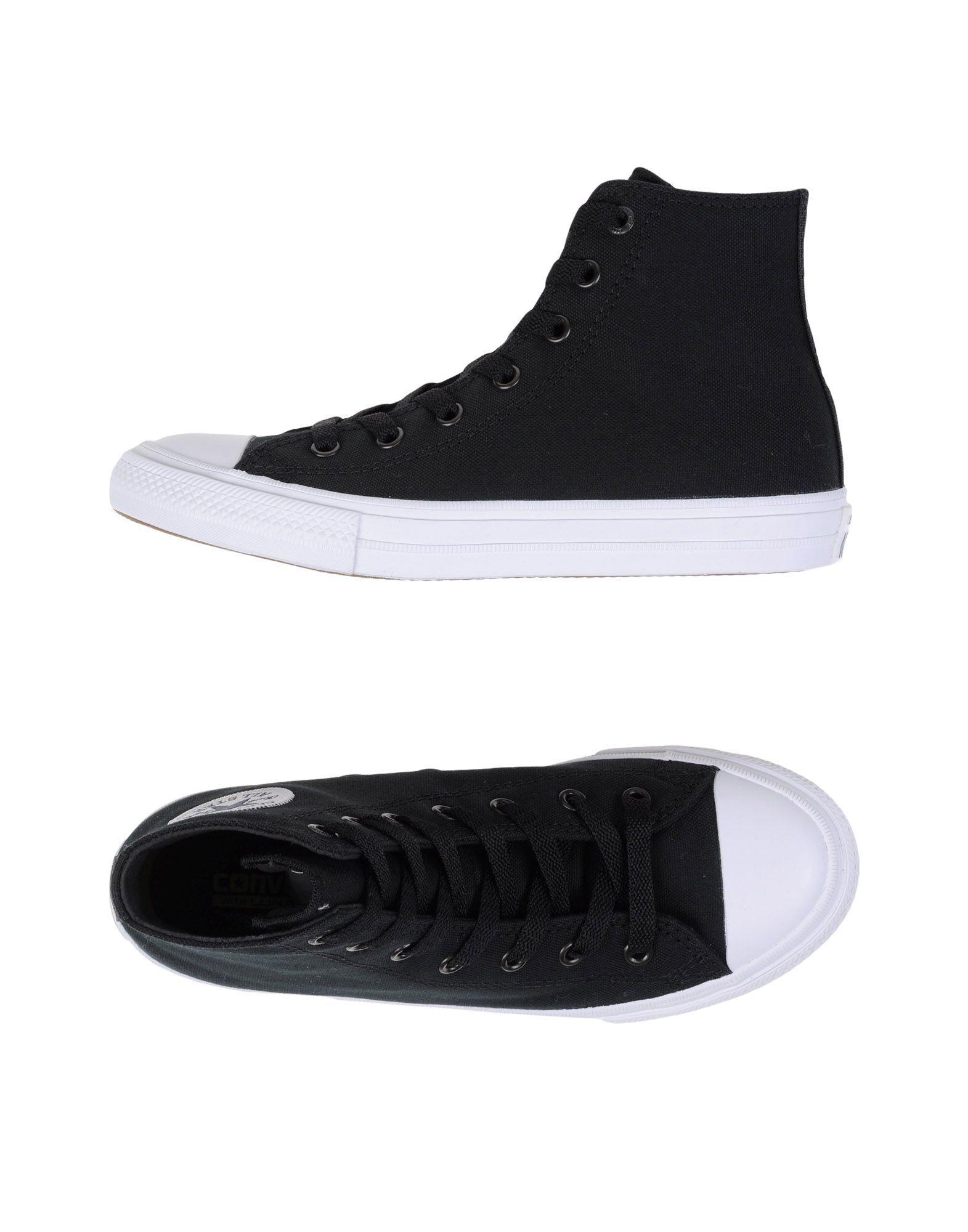Converse All Star Black High-tops
