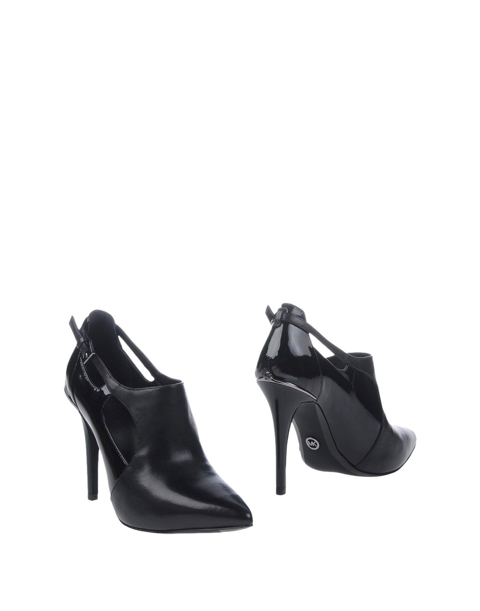 Footwear Michael Michael Kors Black Women's Leather
