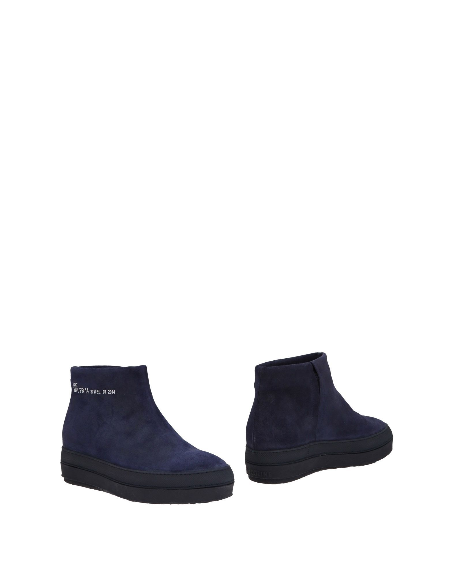 FOOTWEAR Ruco Line Dark blue Woman Leather