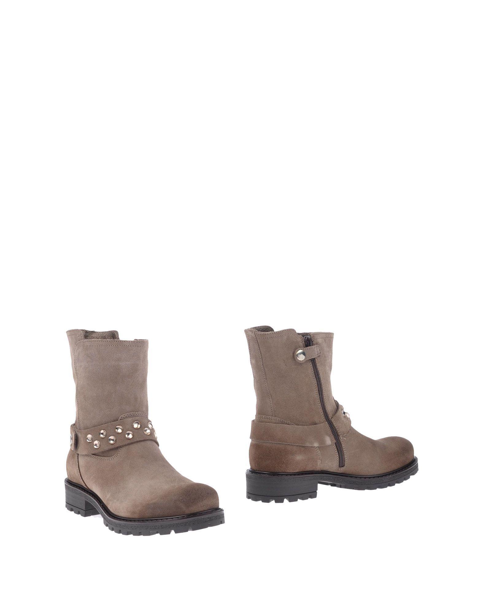 FOOTWEAR Liu �Jo Dove grey Girl Leather