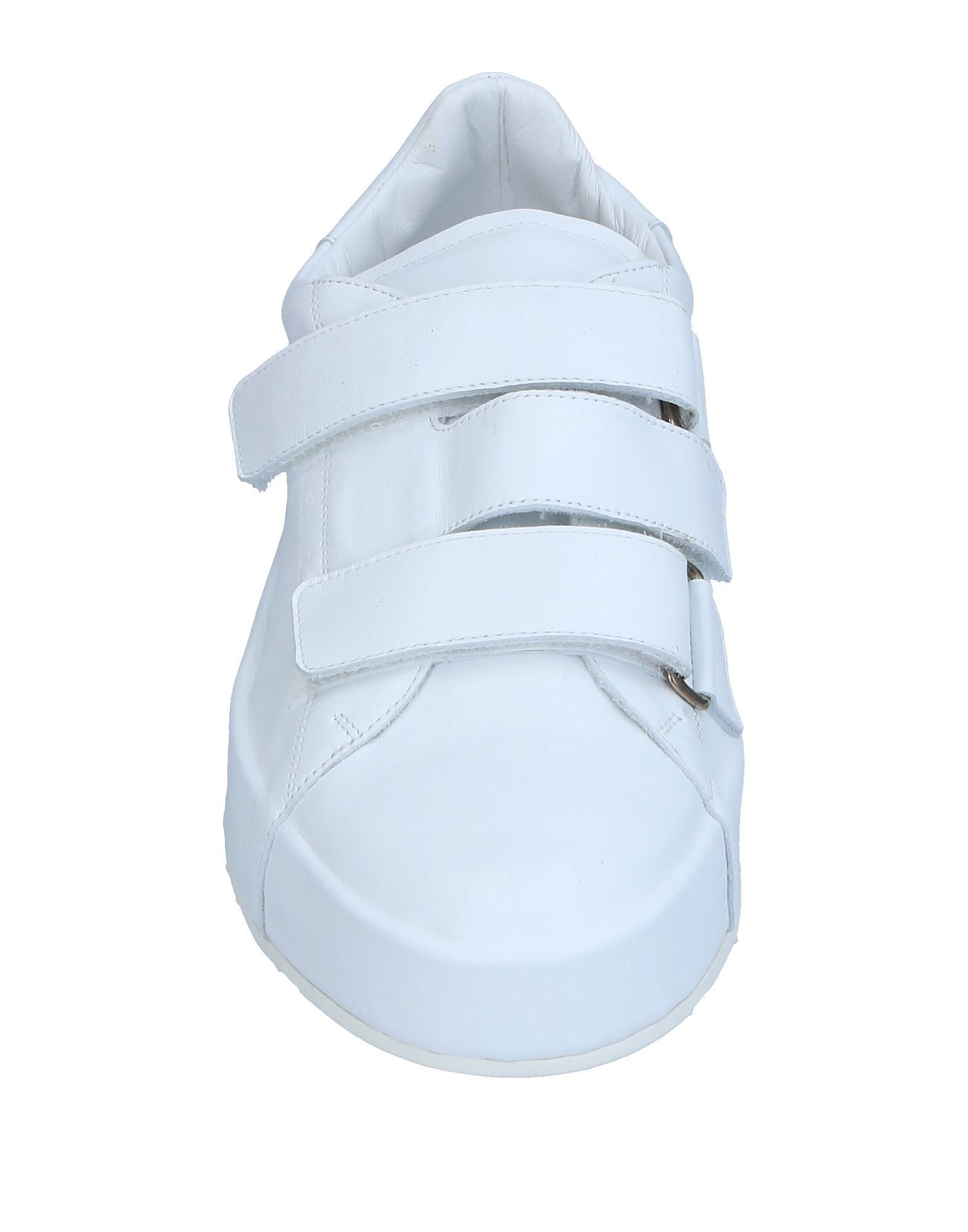 FOOTWEAR Jil Sander White Woman Leather