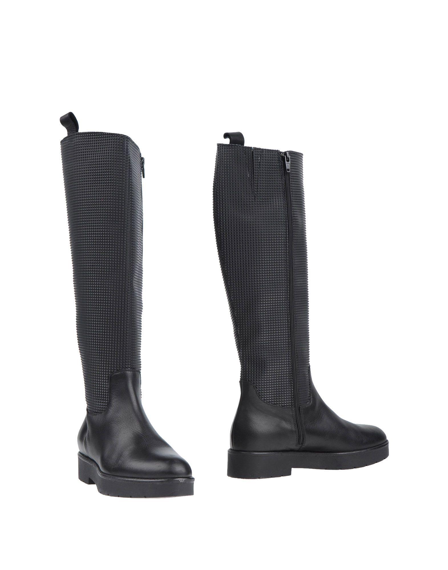 Footwear Unlace Black Women's Leather
