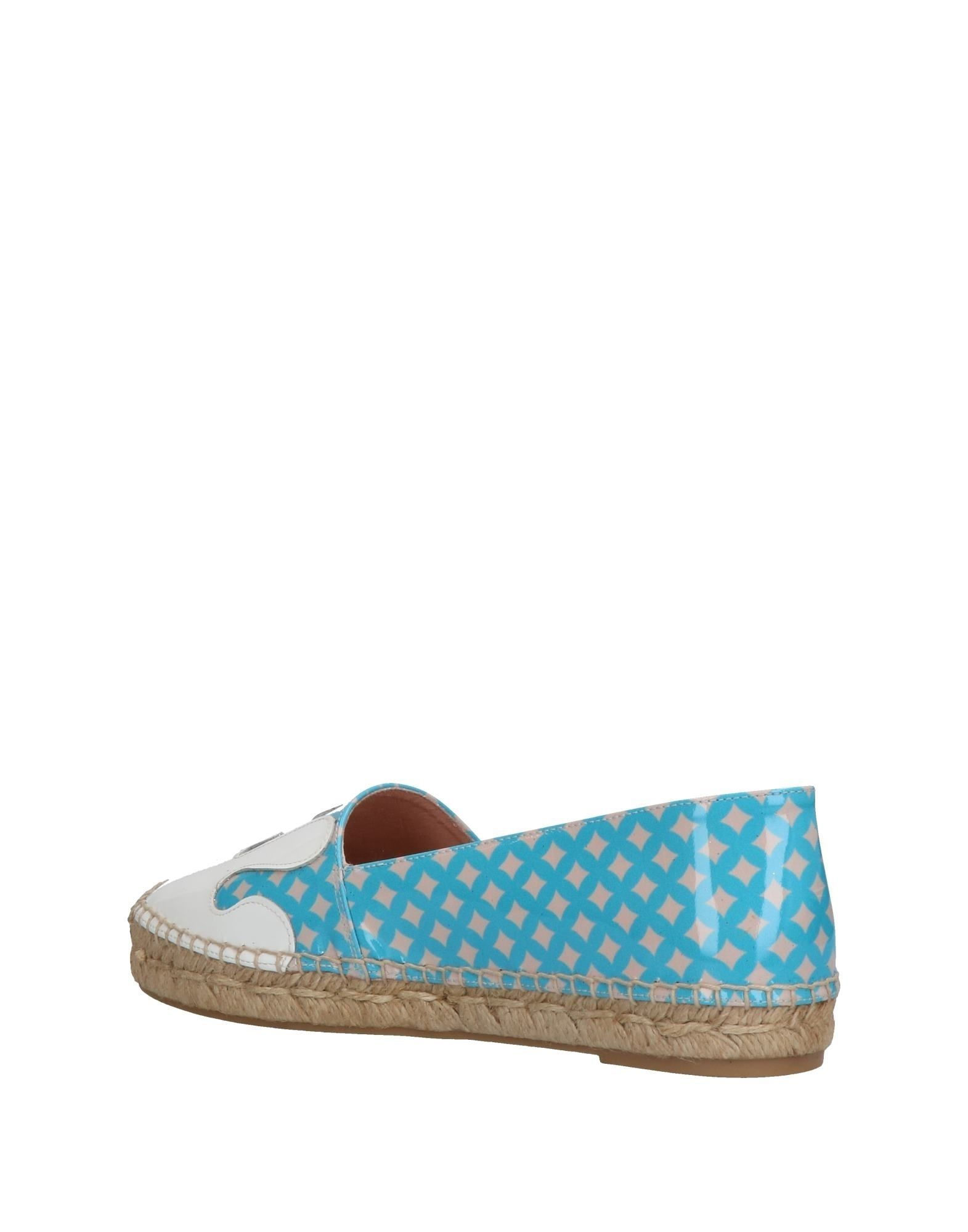 Apologie Azure Print Loafers