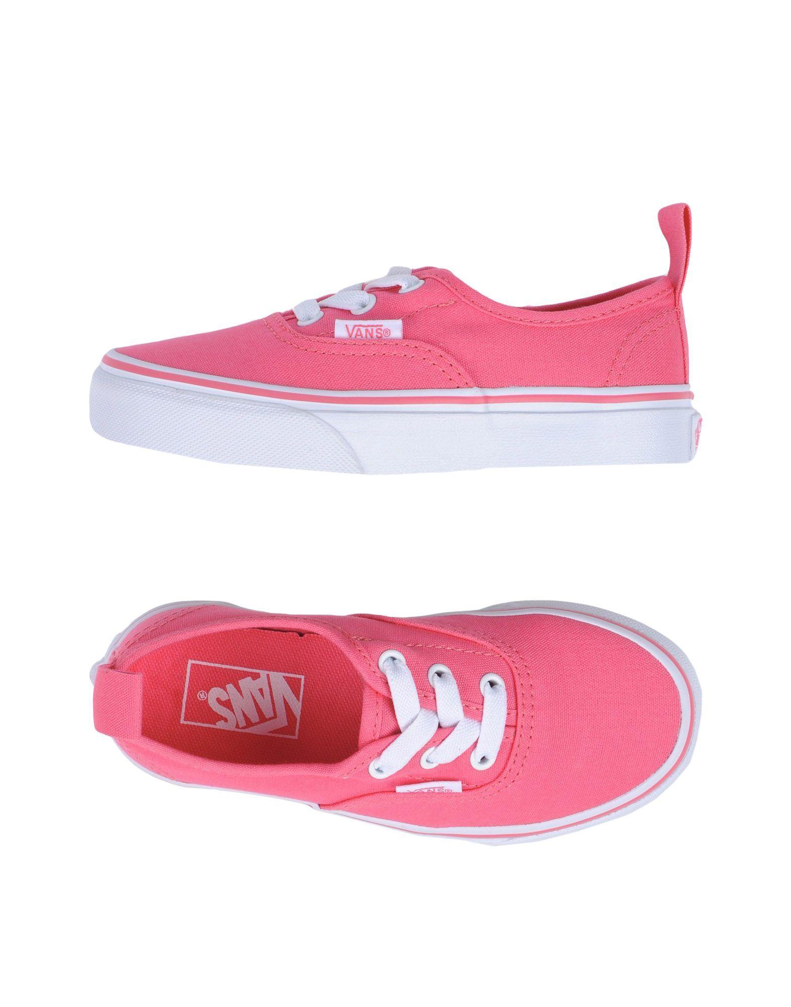 Vans Fuchsia Girls Shoes