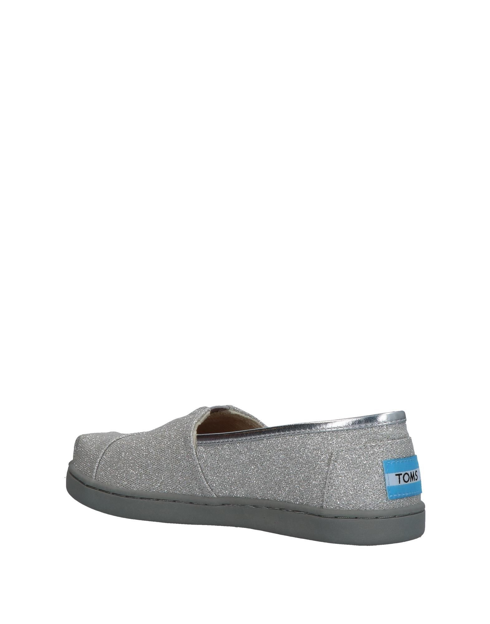 Toms Silver Sneakers
