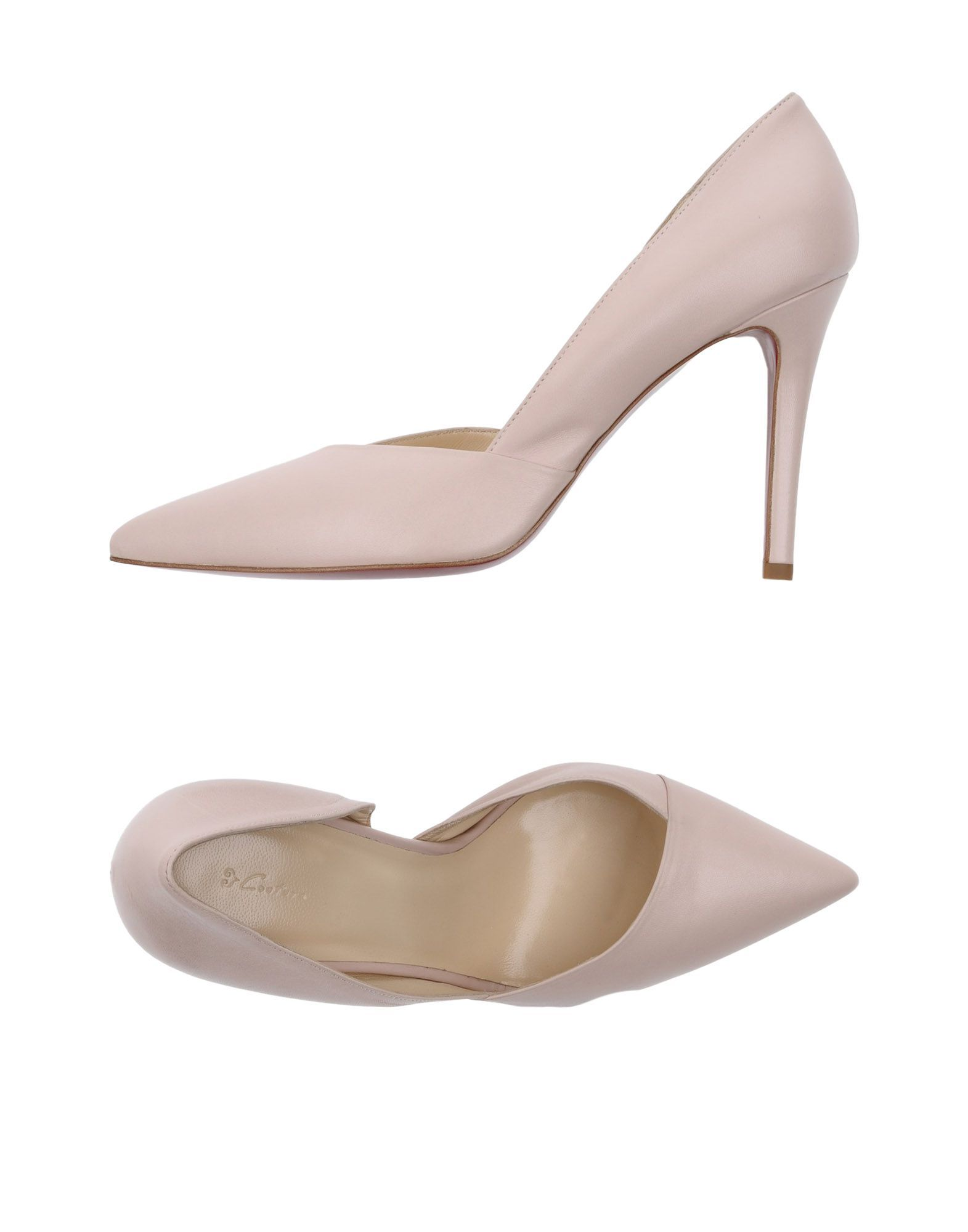FOOTWEAR Couture Light pink Woman Leather