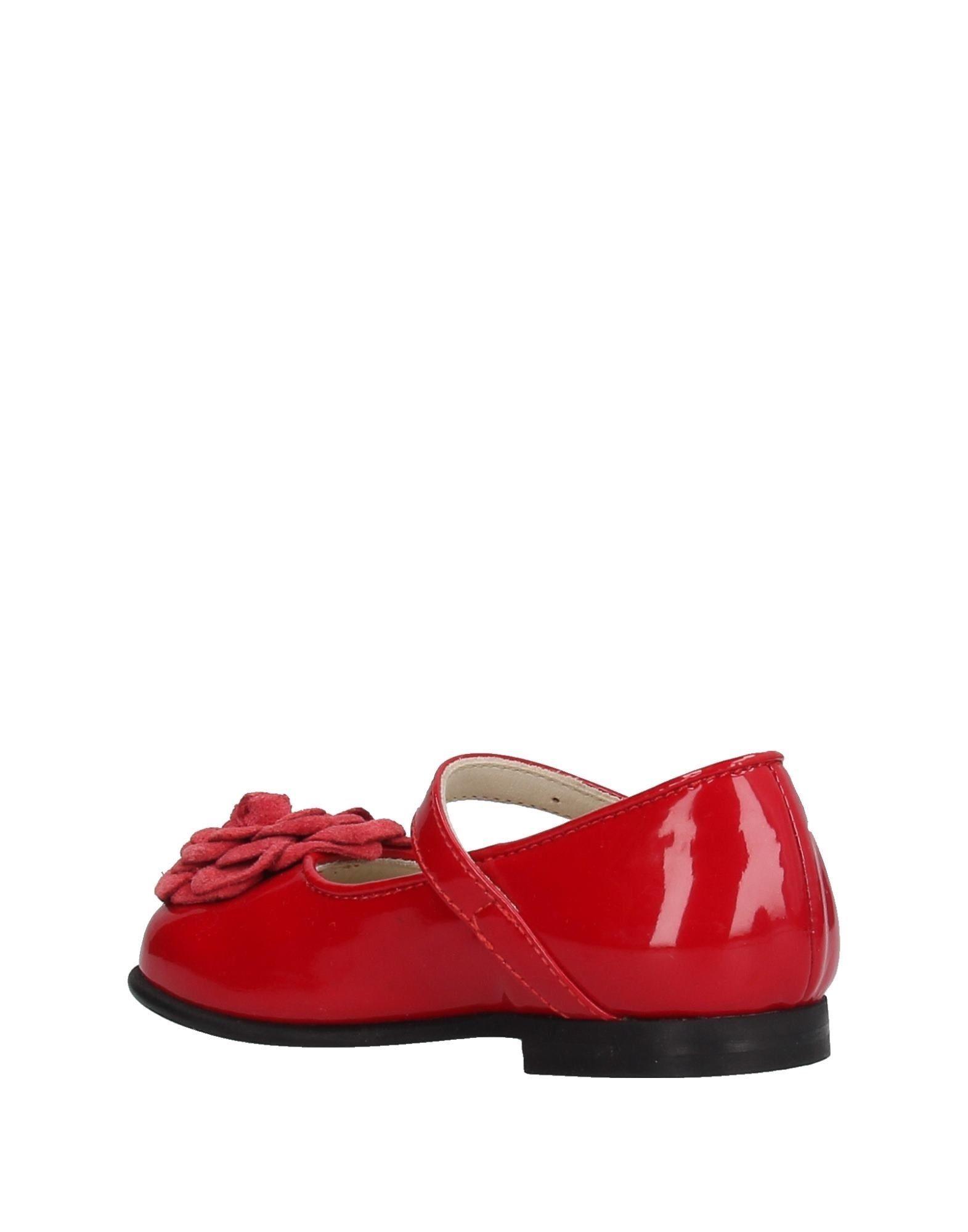 FOOTWEAR Armani Junior Red Girl Bovine