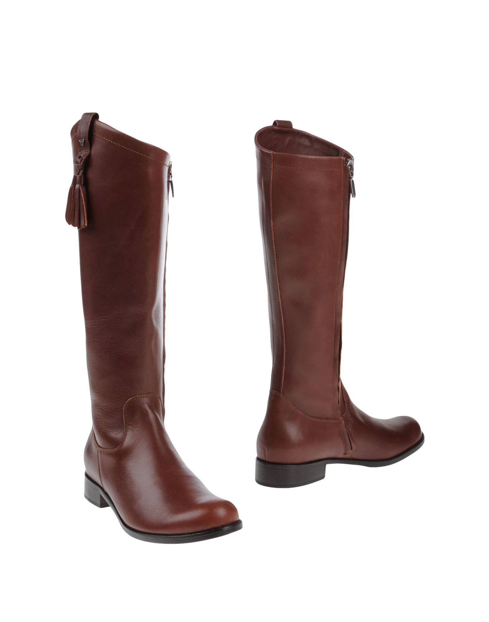 FOOTWEAR Armani Junior Cocoa Girl Leather