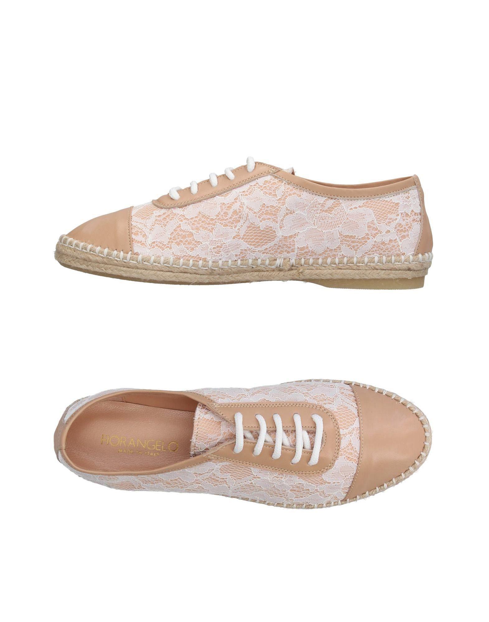 Footwear Fiorangelo Sand Women's Leather