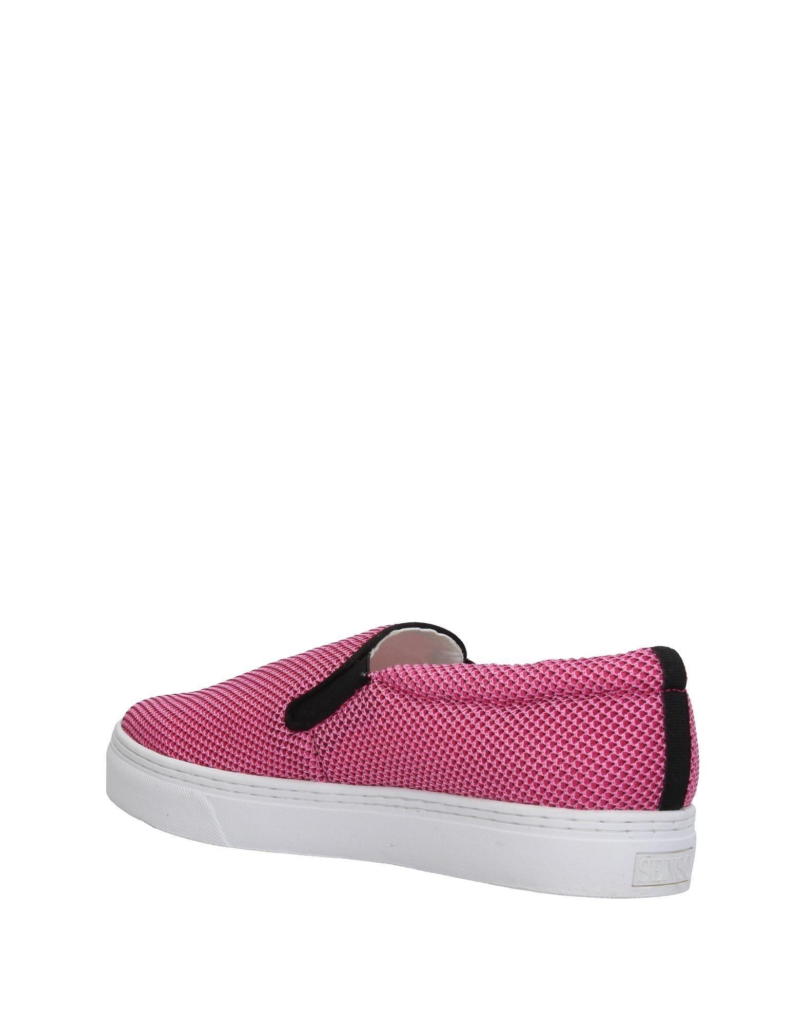 FOOTWEAR Senso Pink Woman Textile fibres