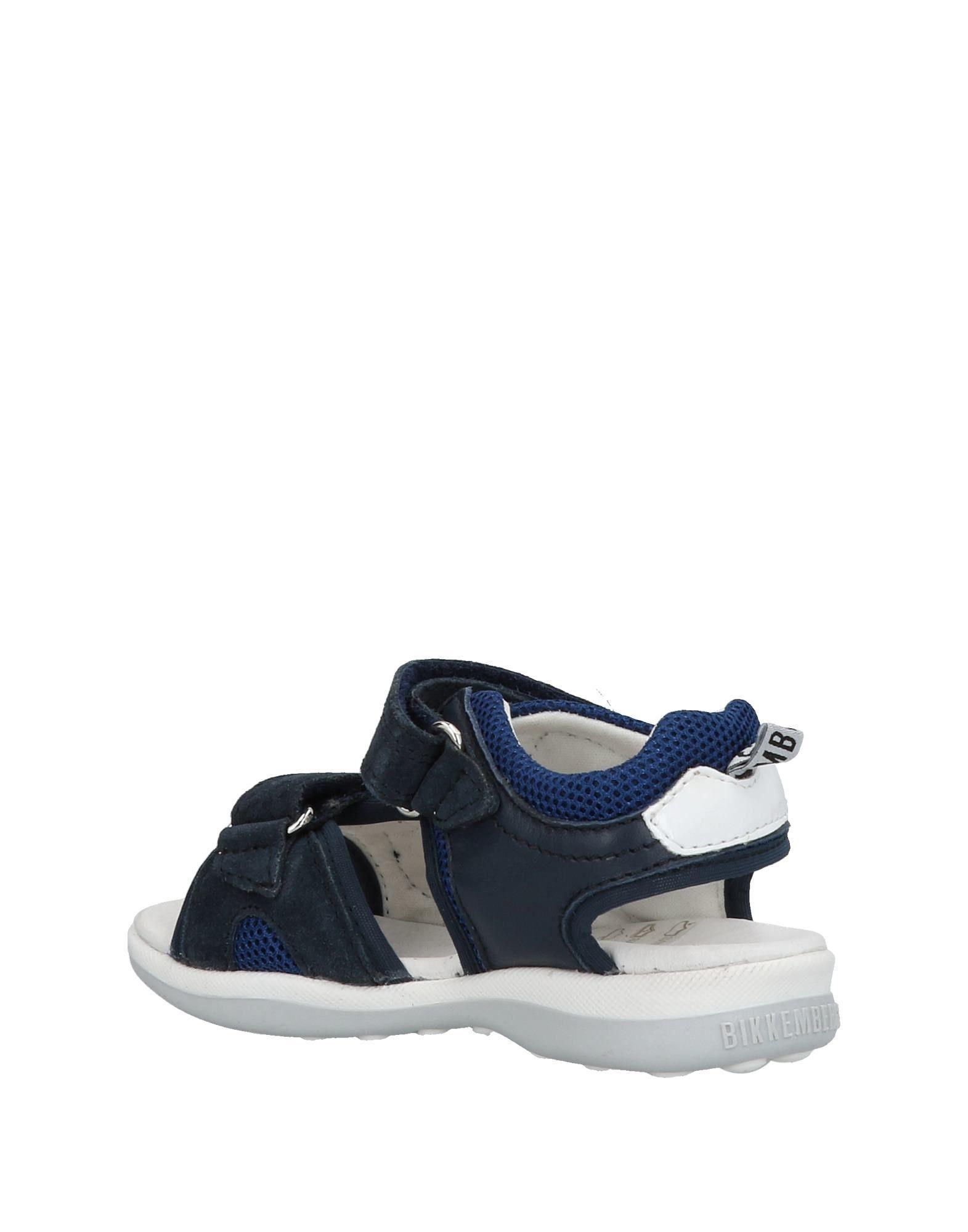 FOOTWEAR Bikkembergs Dark blue Boy Leather