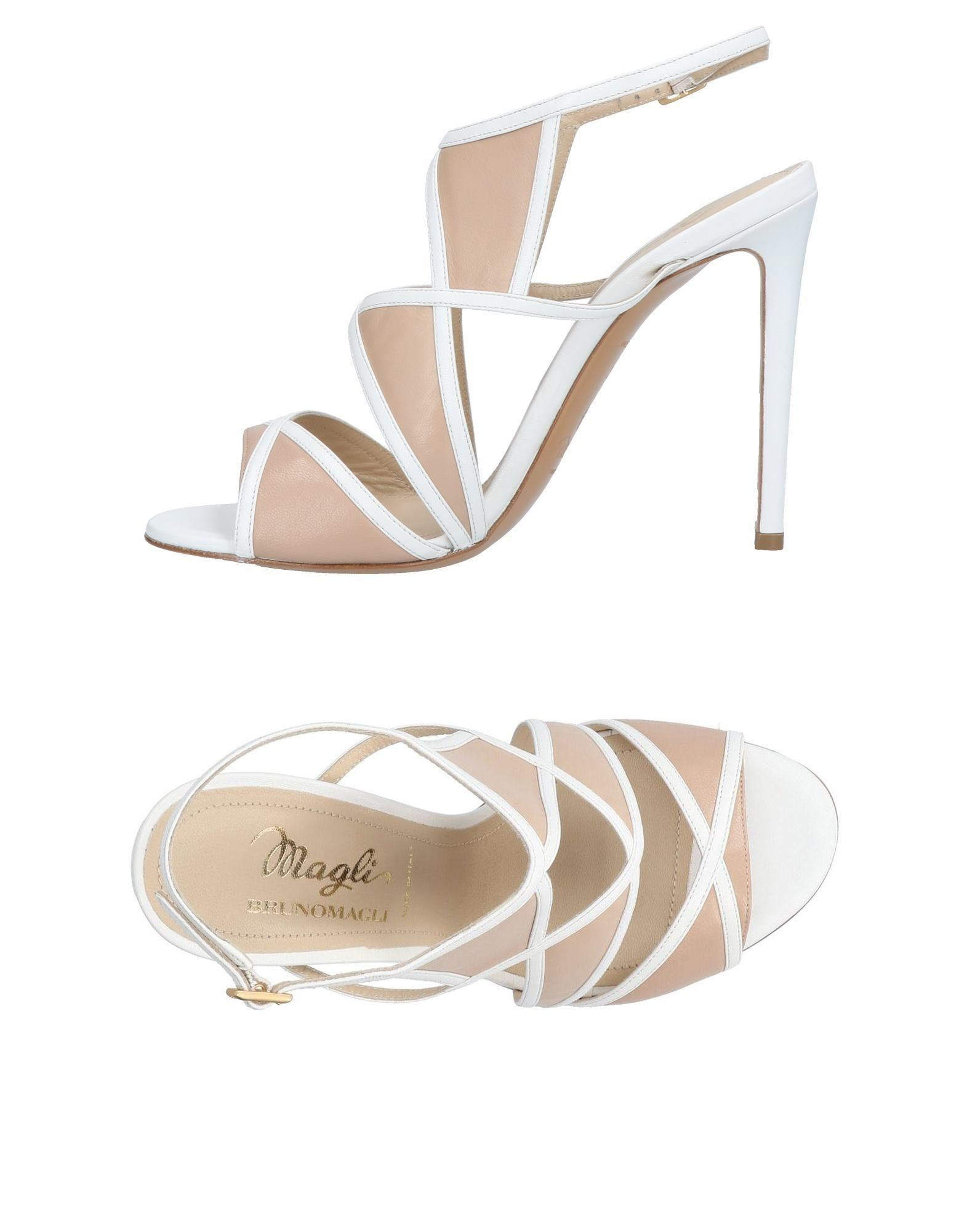 FOOTWEAR Magli By Bruno Magli Pale pink Woman Leather