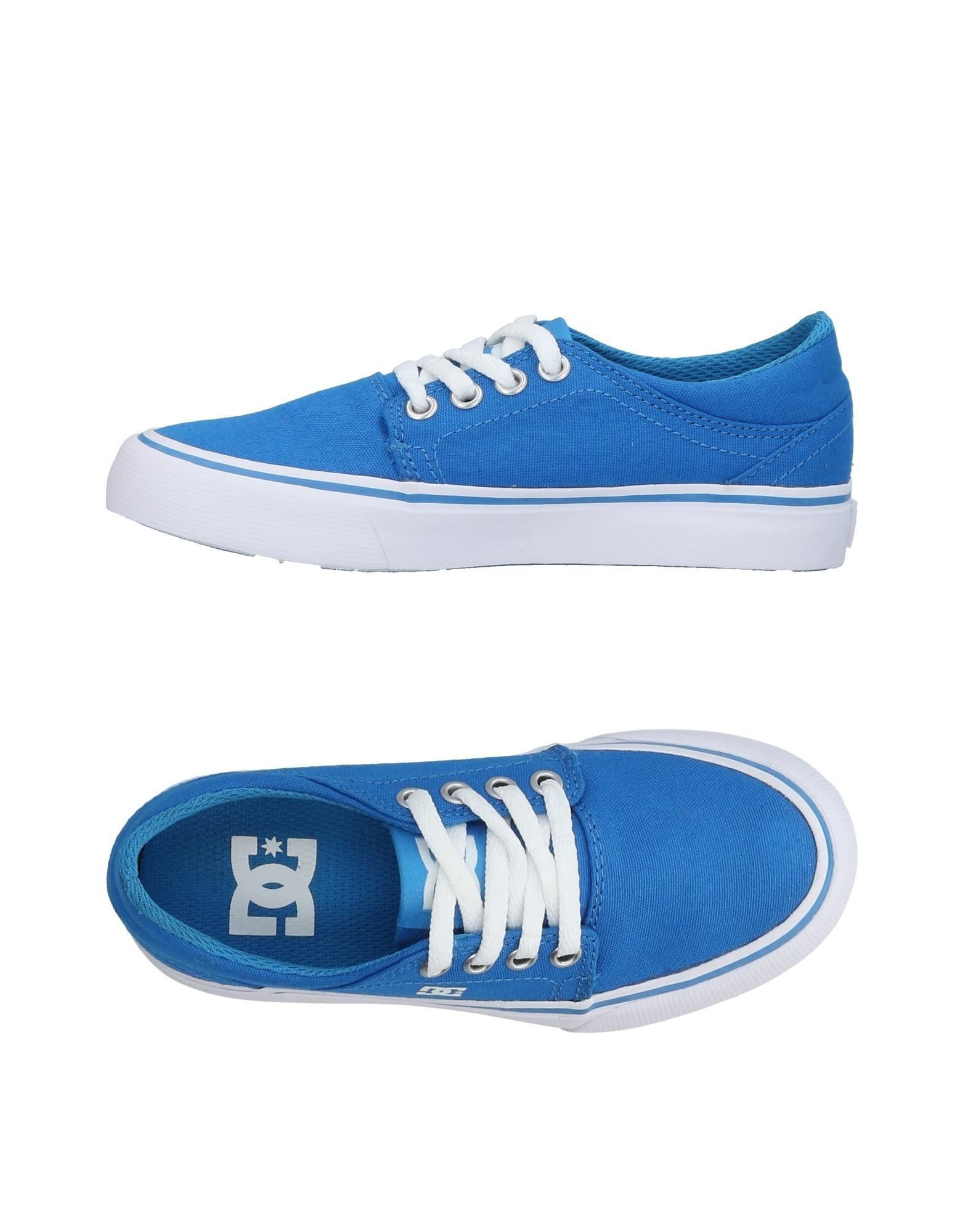 Dc Shoes Blue Sneakers