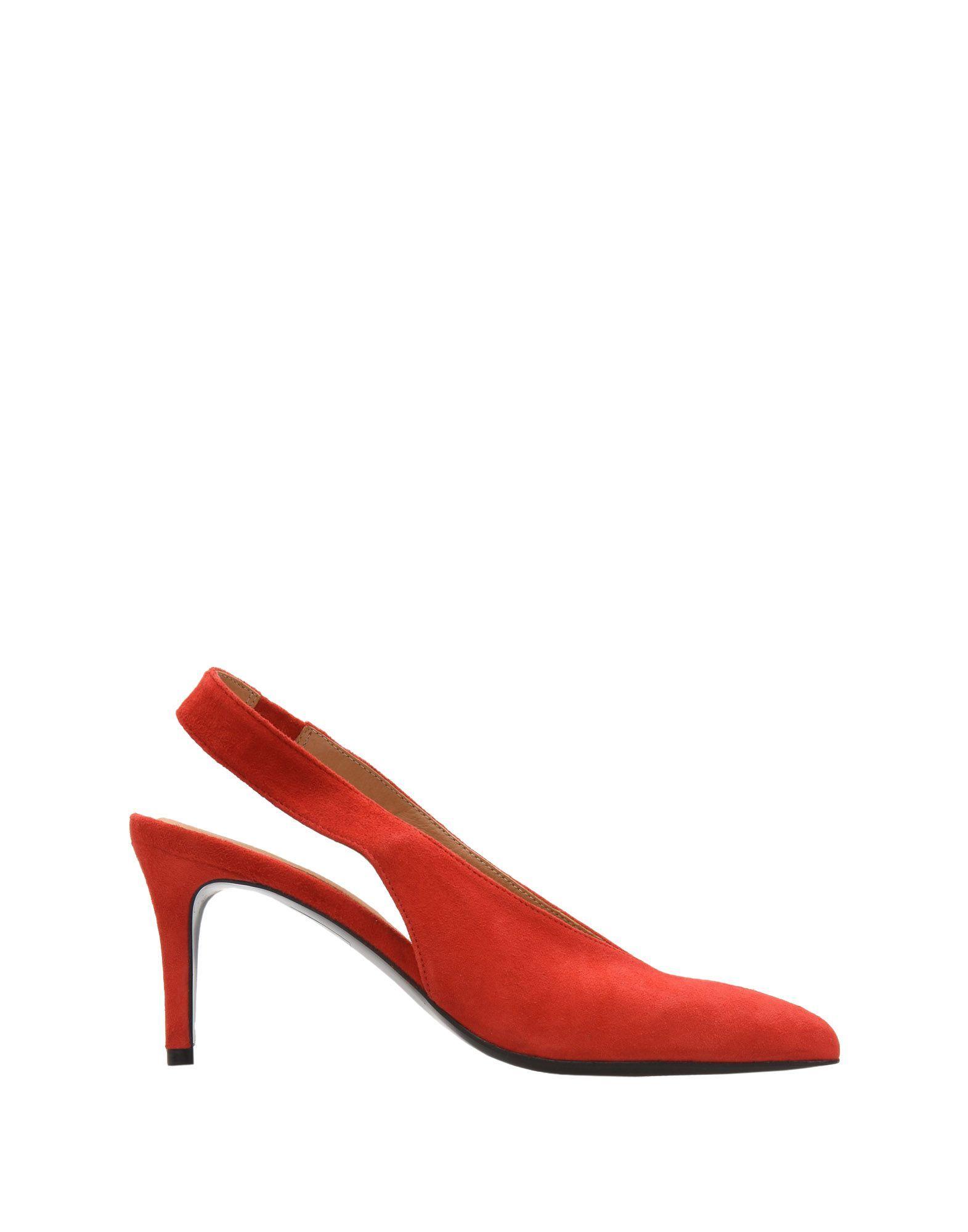 FOOTWEAR Twist & Tango Red Woman Leather