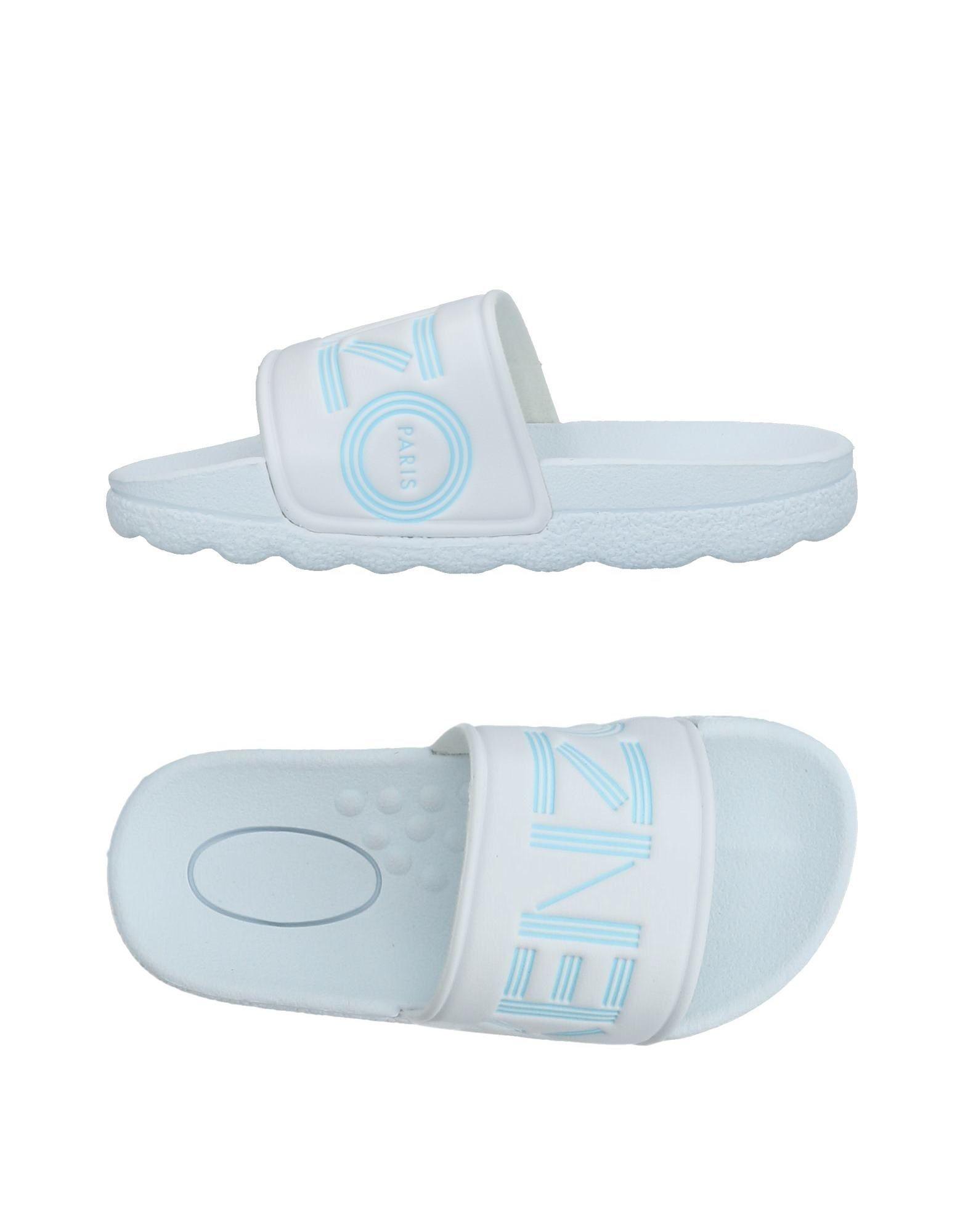 Kenzo White Boys Shoes