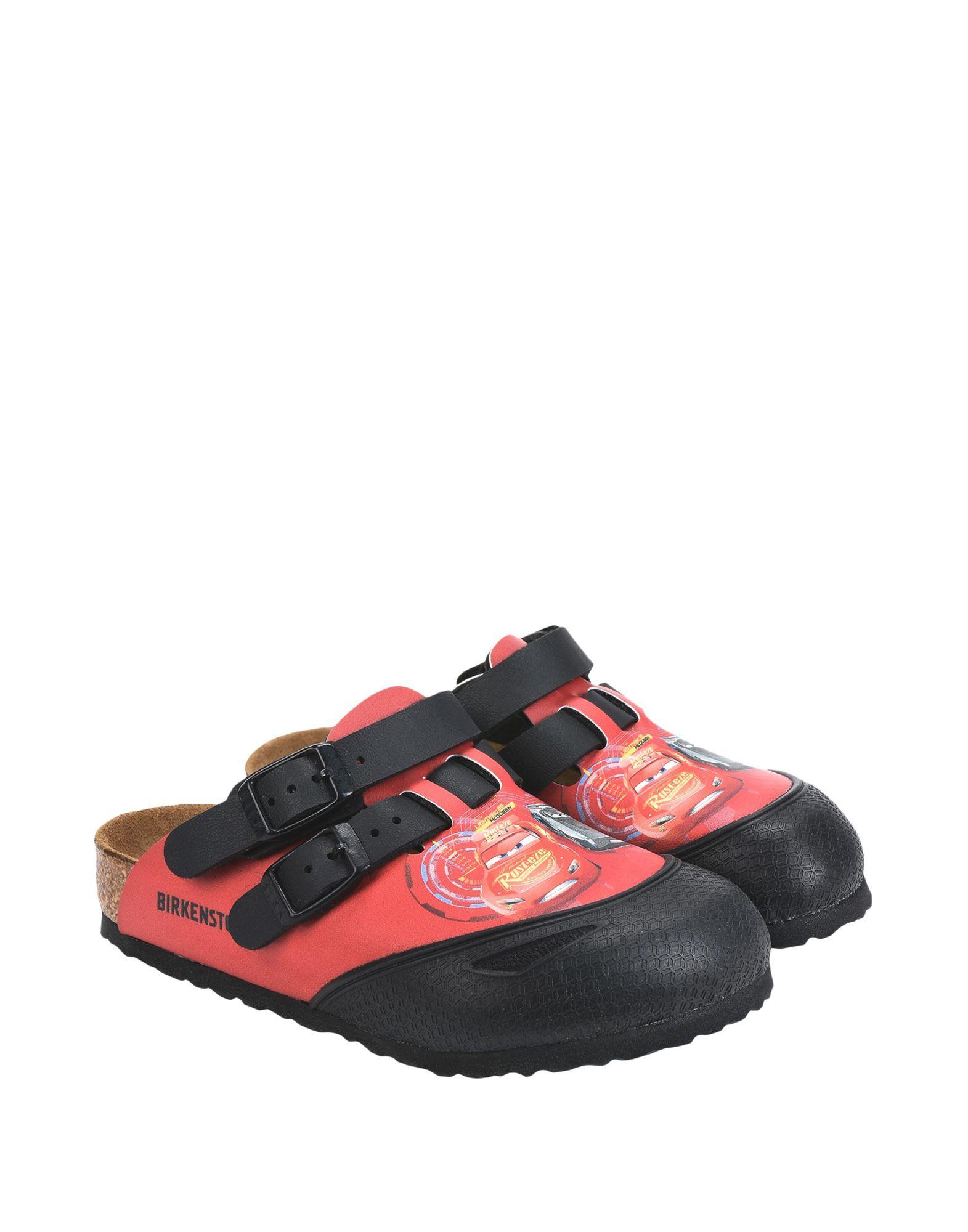 Birkenstock Red Boy Shoes