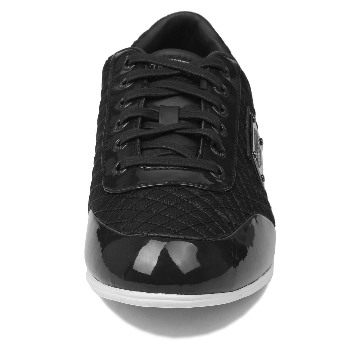 Firetrap Mens Dr Domello Lace Up Trainers Sports Shoes Casual Footwear