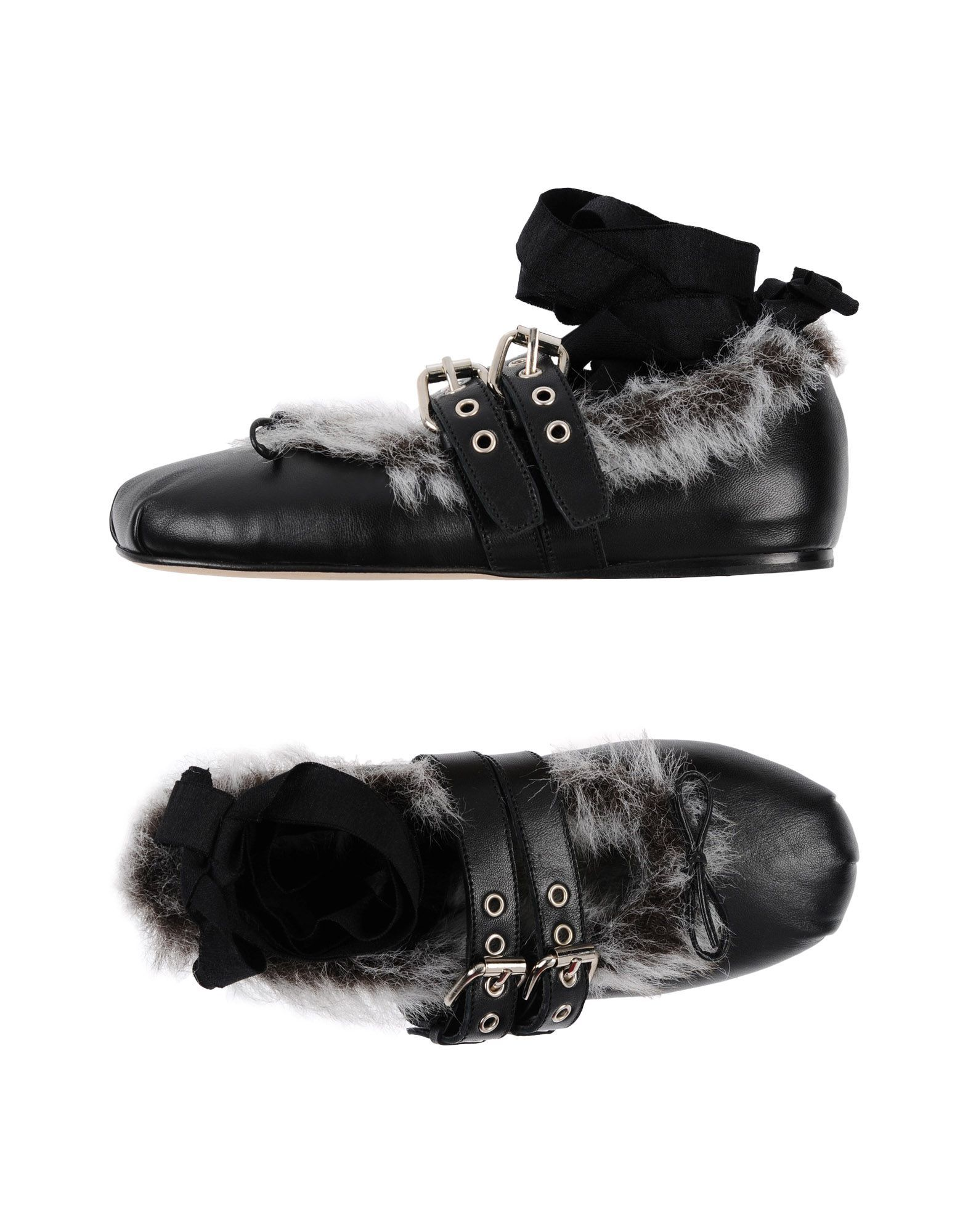 FOOTWEAR Douuod Black Girl Leather