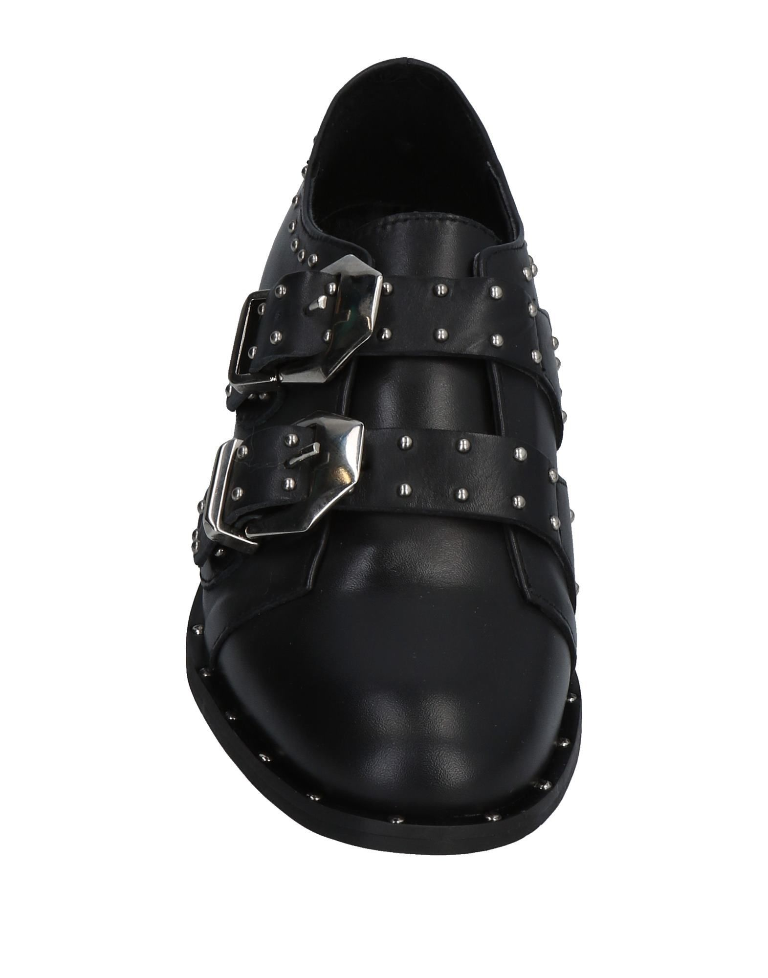 Footwear Unlace Black Women's Calf