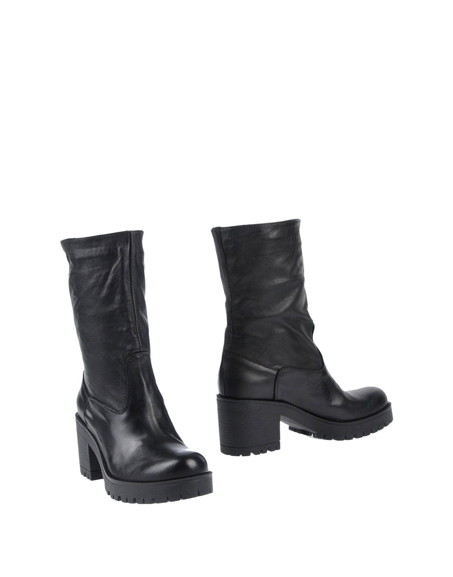 FOOTWEAR Unlace Black Woman Calf
