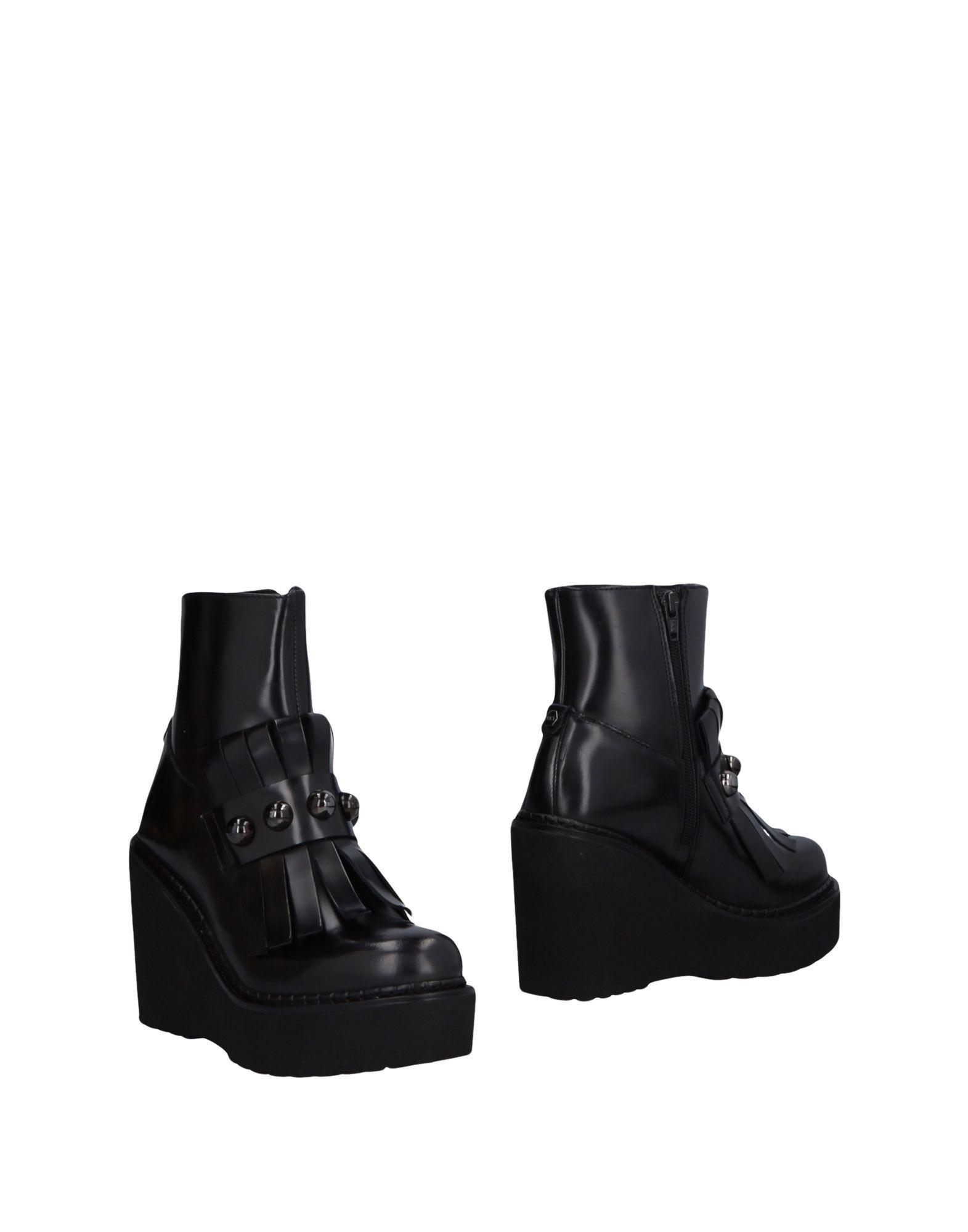 Footwear Cult Black Women's Leather