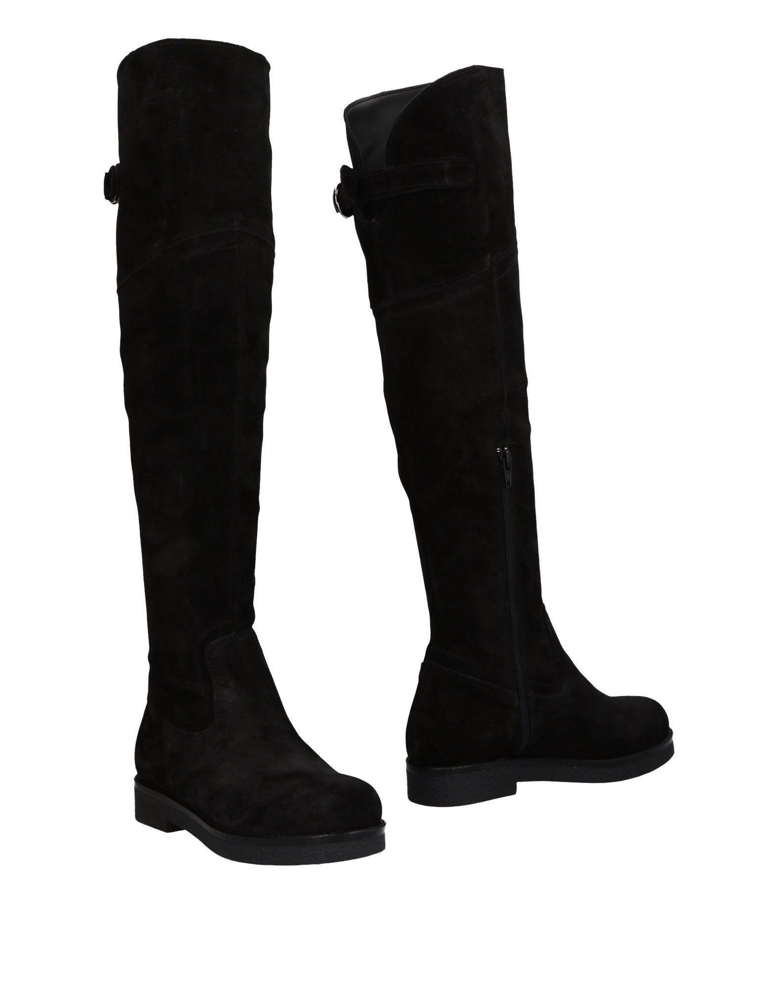 FOOTWEAR Nila & Nila Black Woman Leather