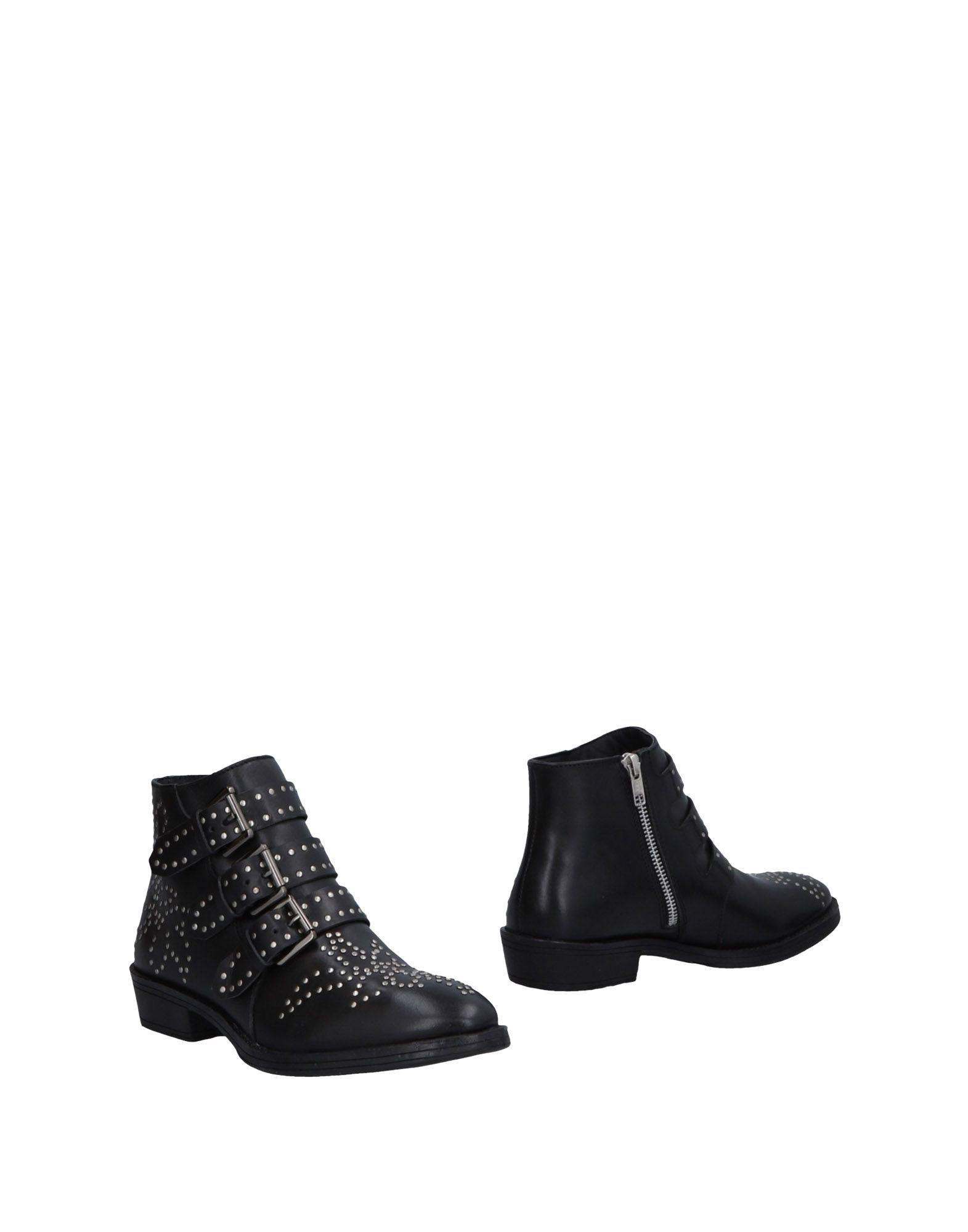 Footwear Nila & Nila Black Women's Leather