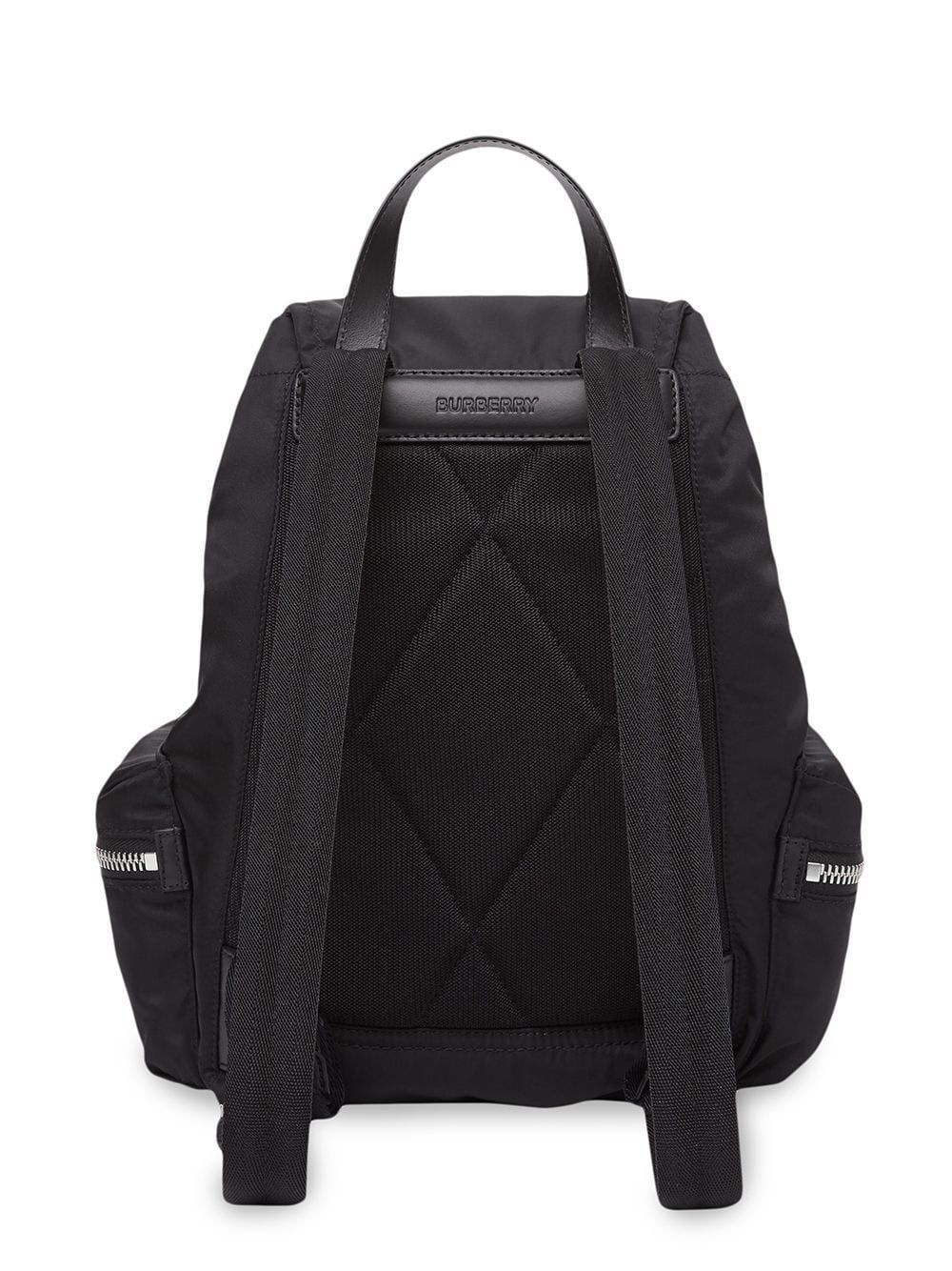 BURBERRY WOMEN'S 8021261 BLACK POLYAMIDE BACKPACK