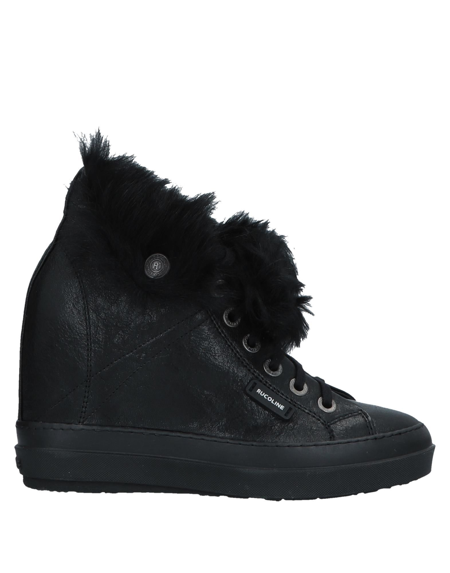 Footwear Ruco Line Black Women's Shearling