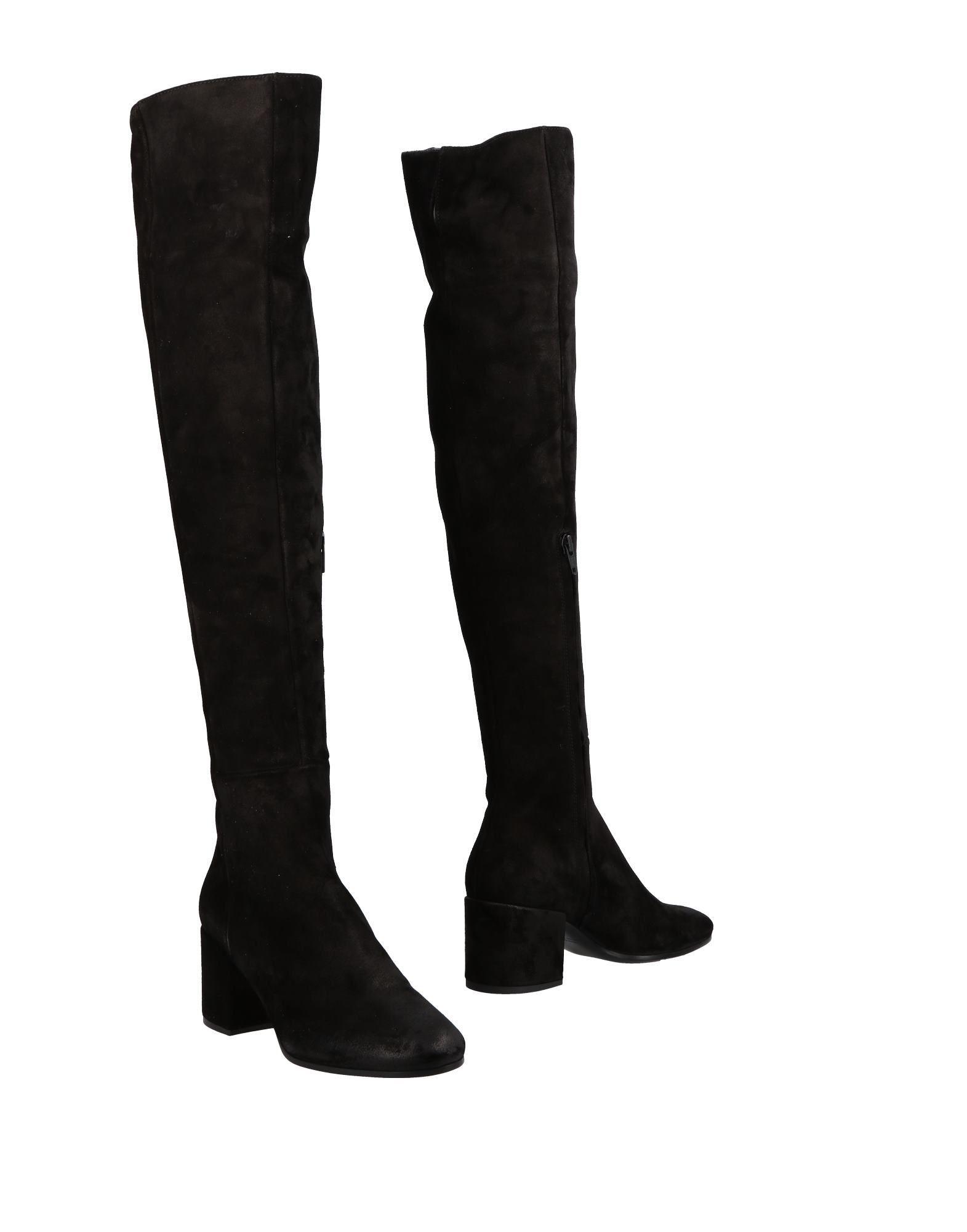 Footwear Strategia Black Women's Leather