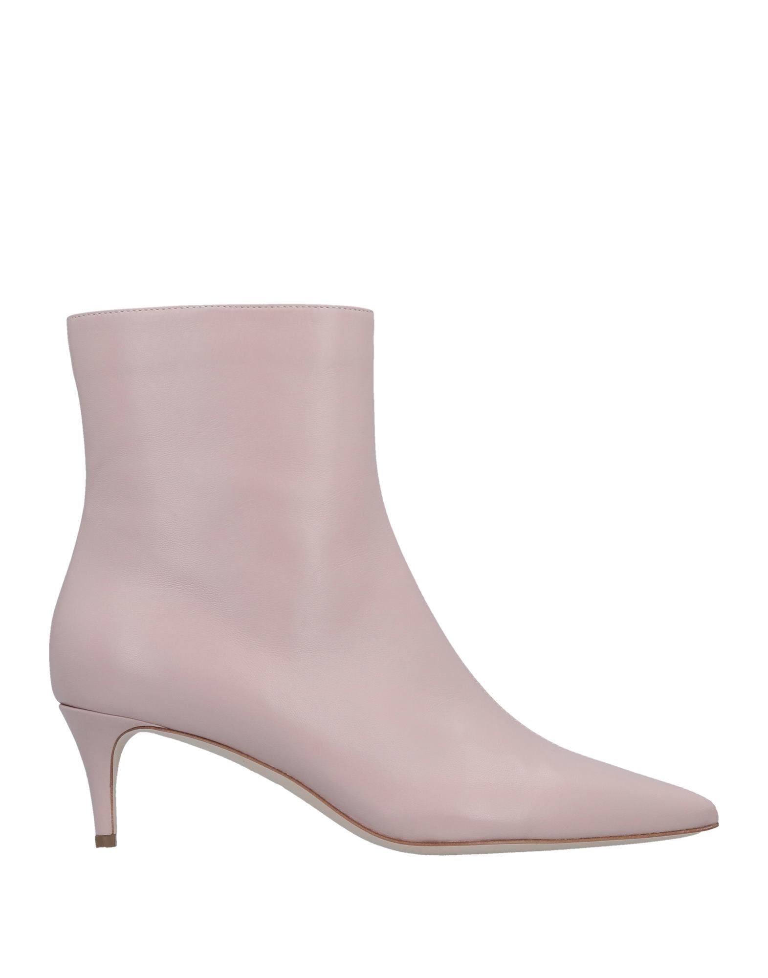 FOOTWEAR Lerre Light pink Woman Leather