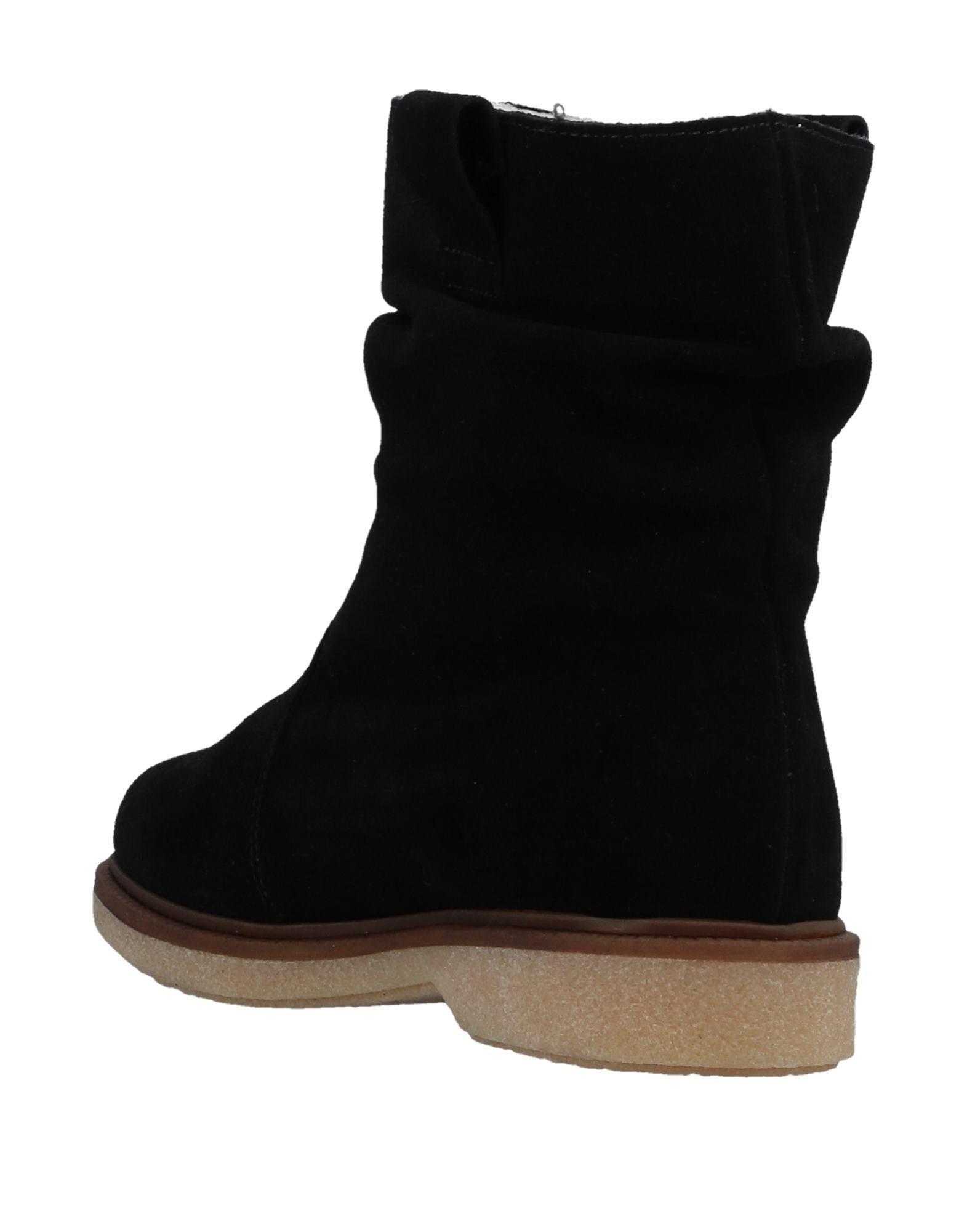 FOOTWEAR Carlo Pazolini Black Woman Leather