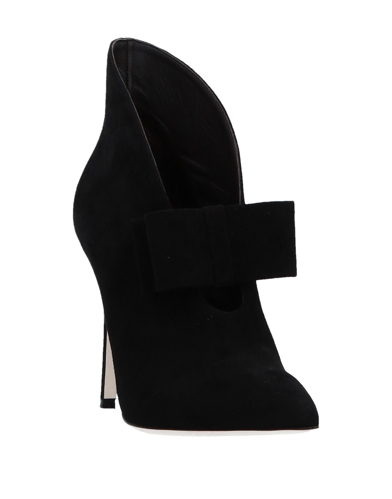 FOOTWEAR Lerre Black Woman Leather