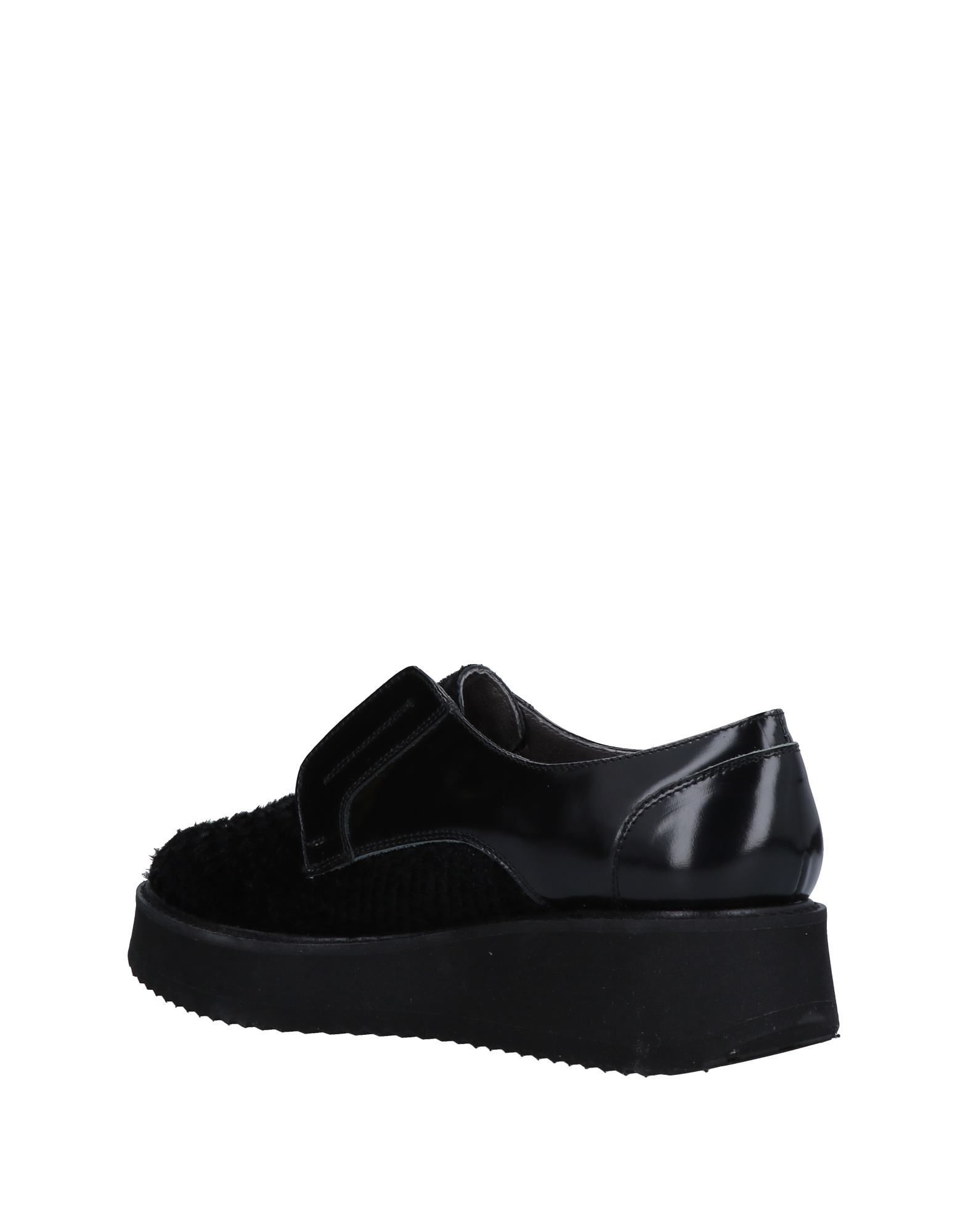 FOOTWEAR Kanna Black Woman Leather