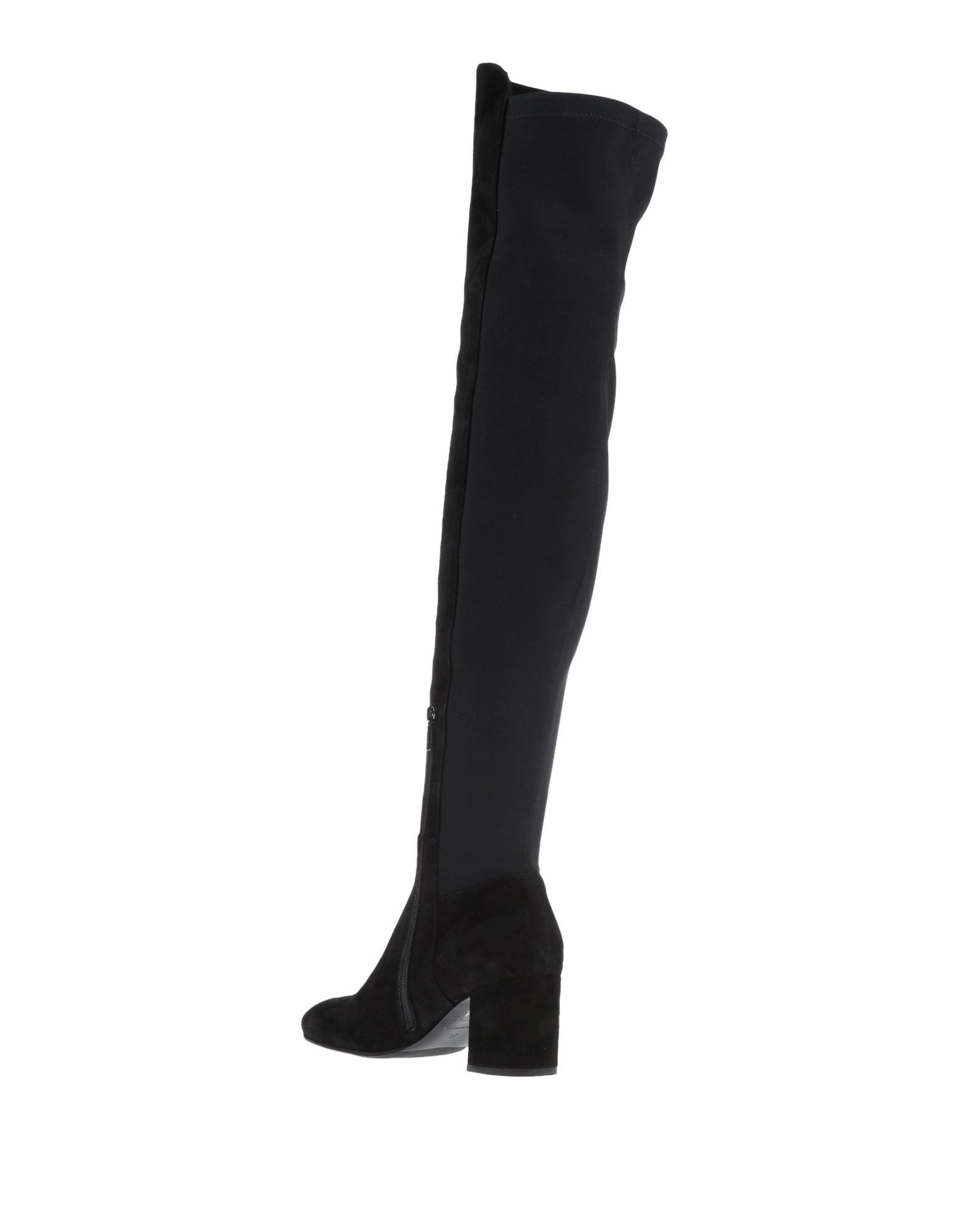 FOOTWEAR Le Silla Black Woman Leather