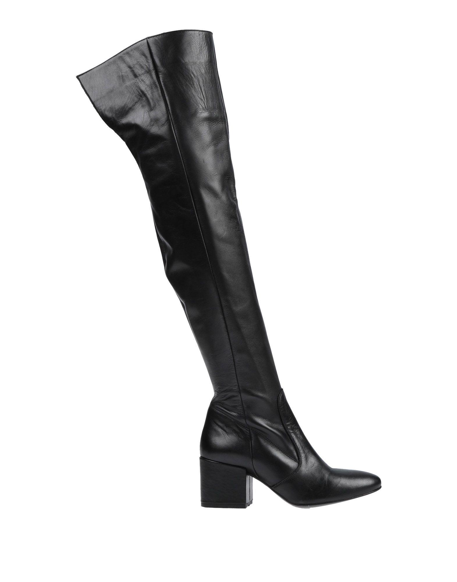 Footwear Brawn's Black Women's Leather
