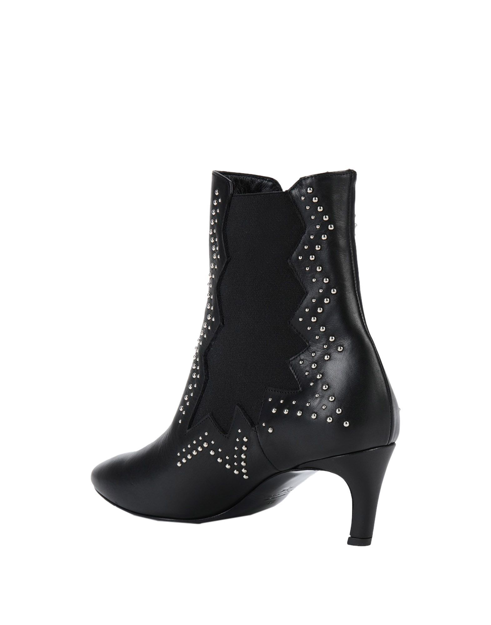 FOOTWEAR Marc Ellis Black Woman Calf