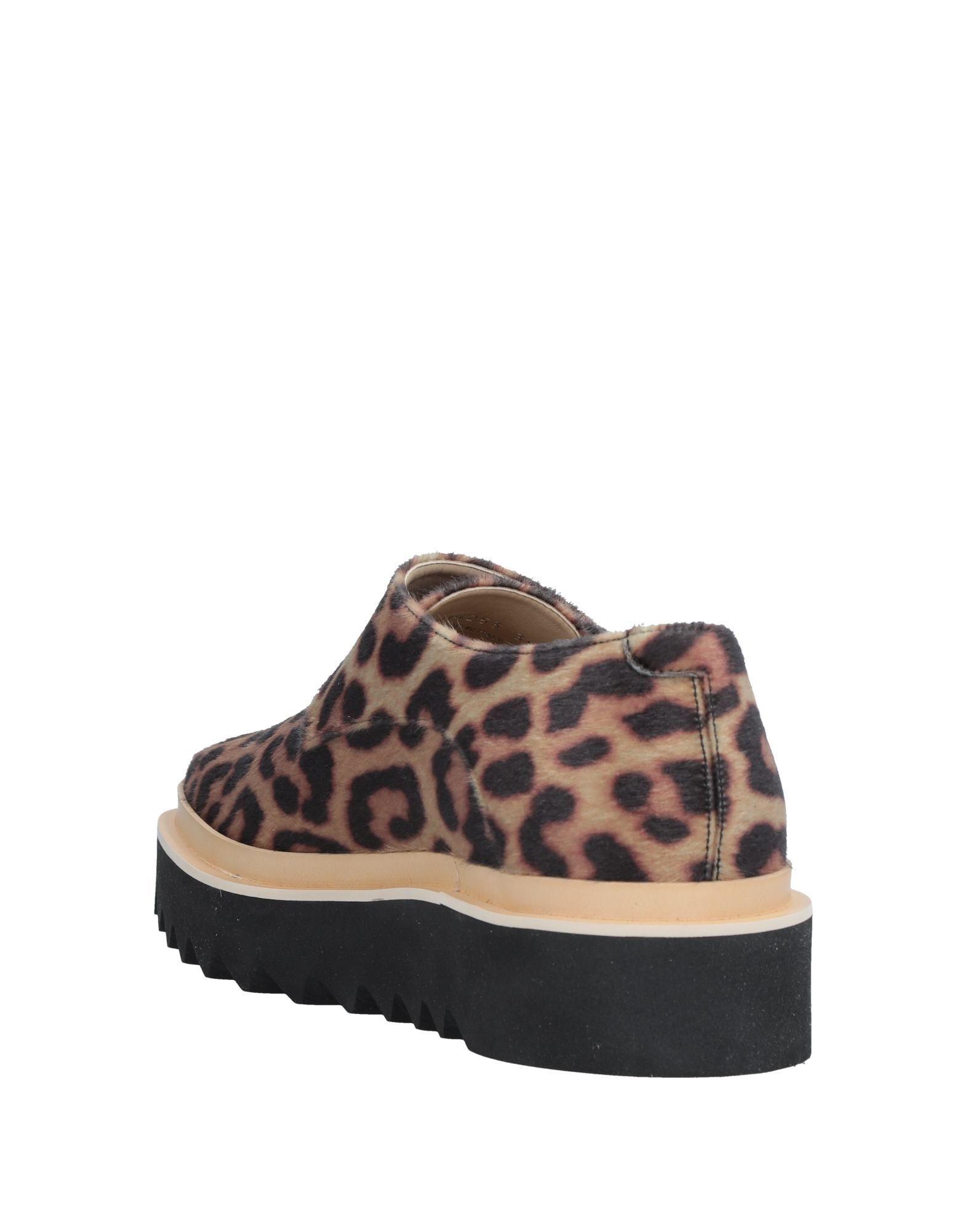 Stella McCartney Leopard Print Double Monkstrap Shoes