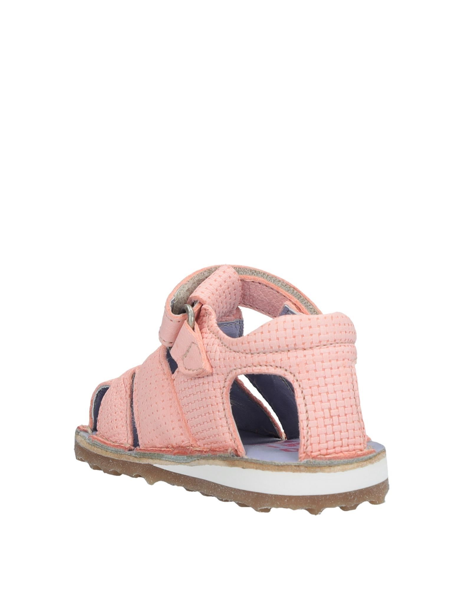 Momino Salmon Pink Girls Shoes