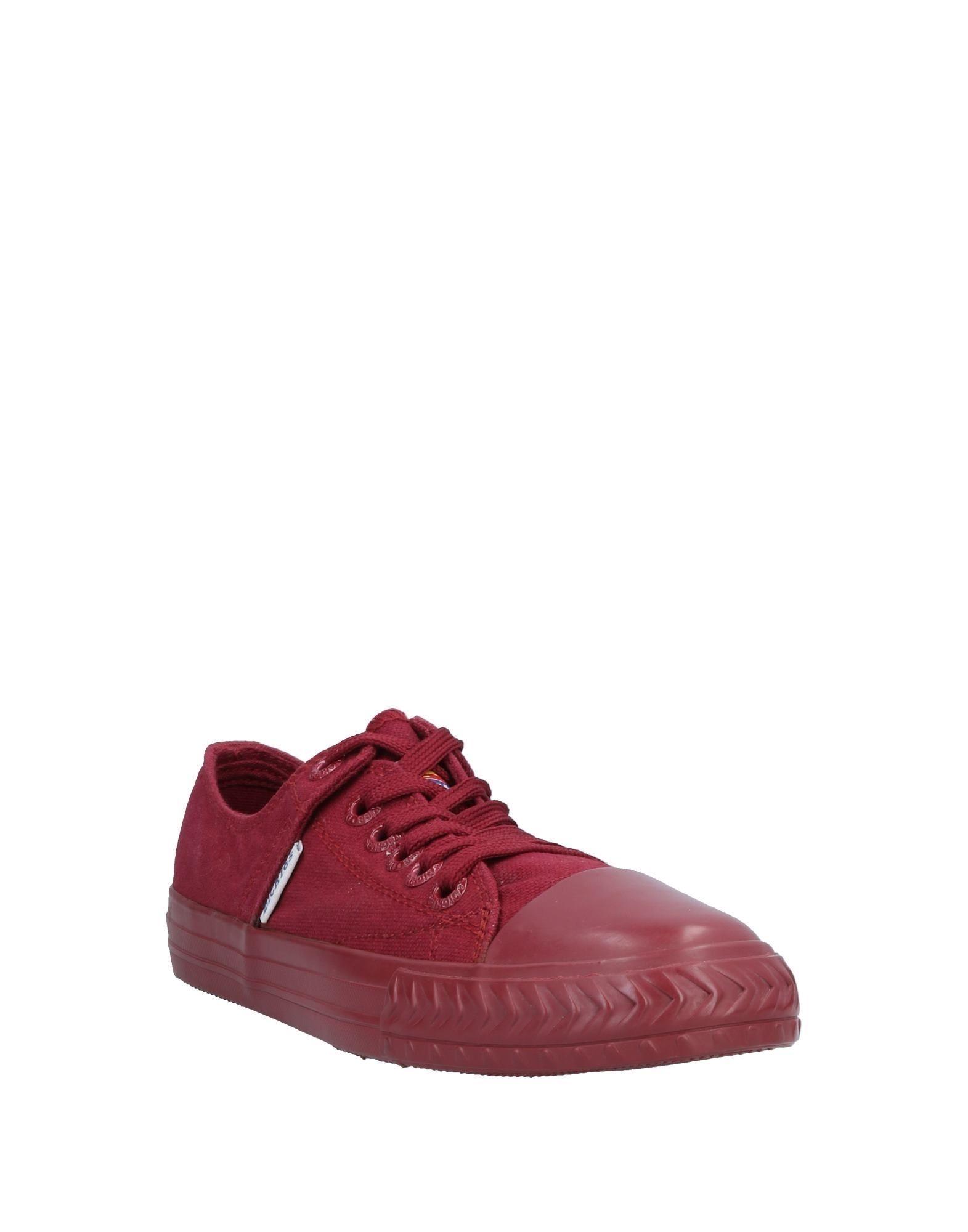 Dickies Maroon Sneakers