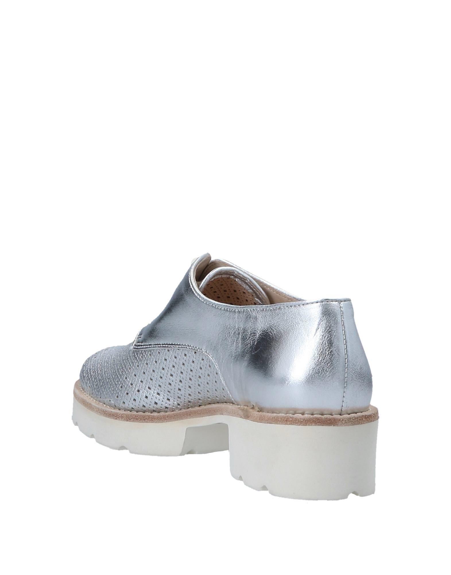 Footwear Antonio De Luca Silver Women's Leather