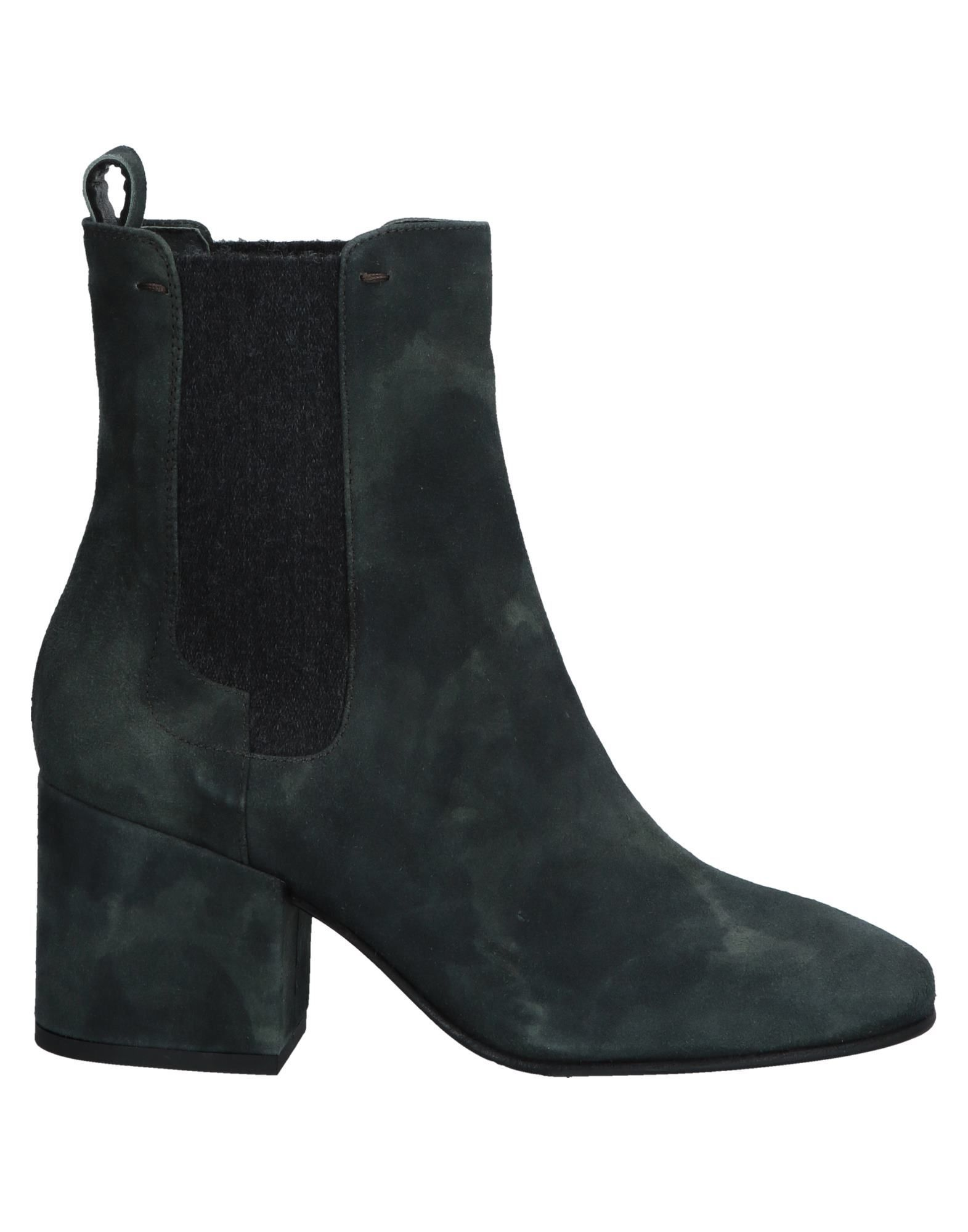 FOOTWEAR Alberto Fermani Dark green Woman Leather