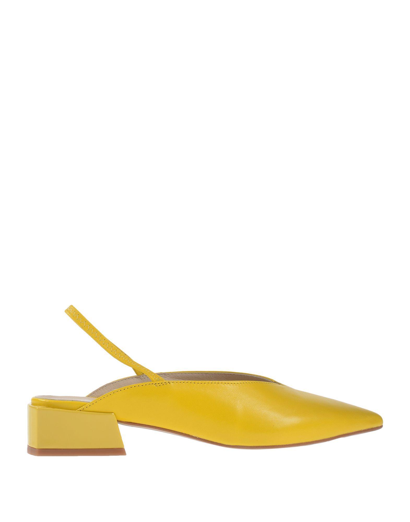 Footwear Sti� Yellow Women's Leather
