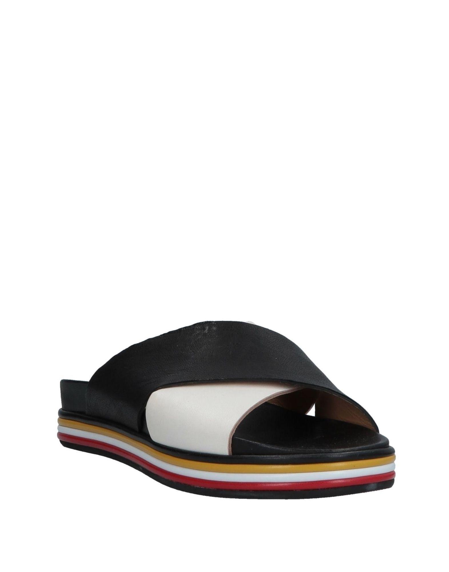 Footwear Yin Black Women's Leather
