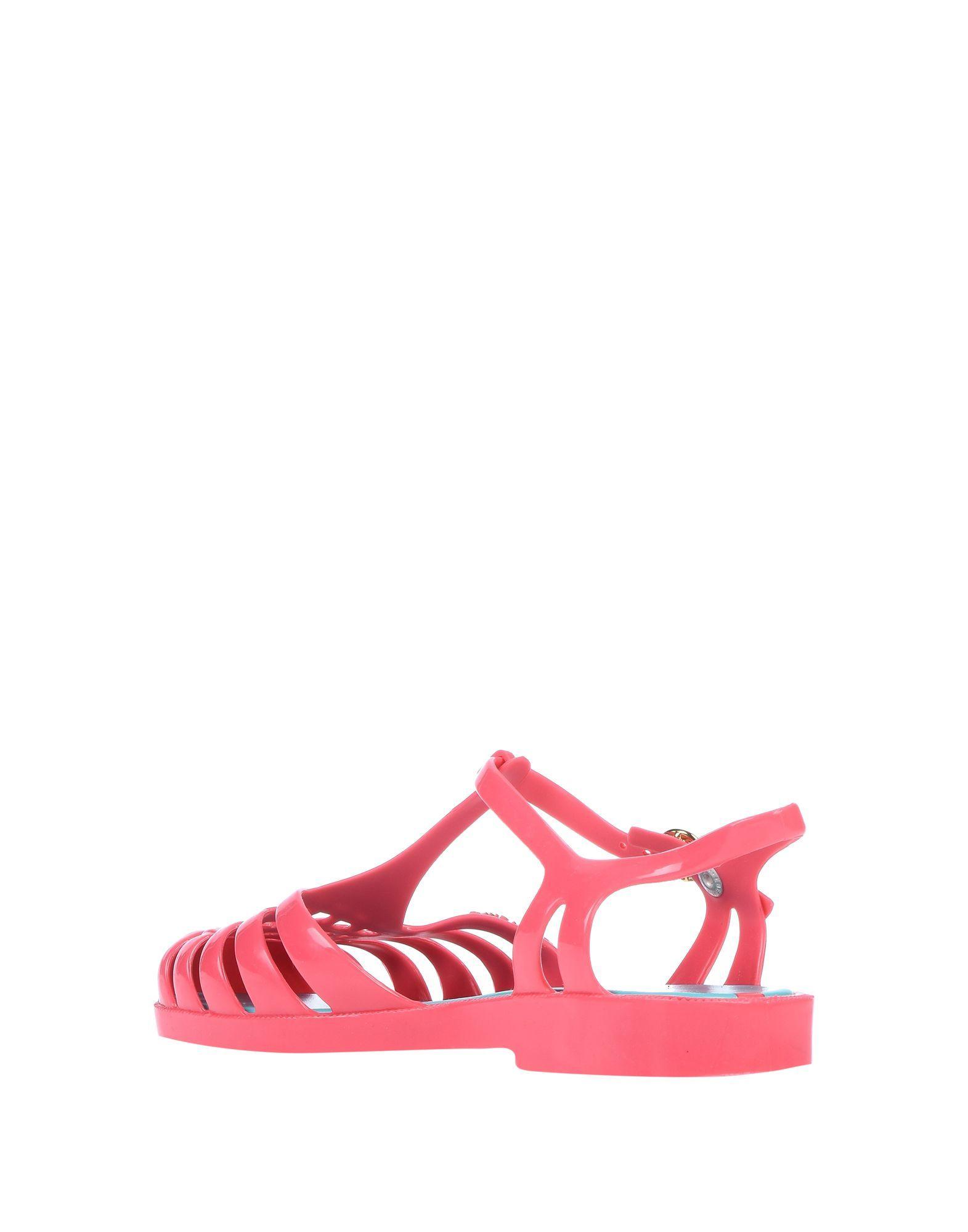 FOOTWEAR Girl Ipanema Fuchsia PVC